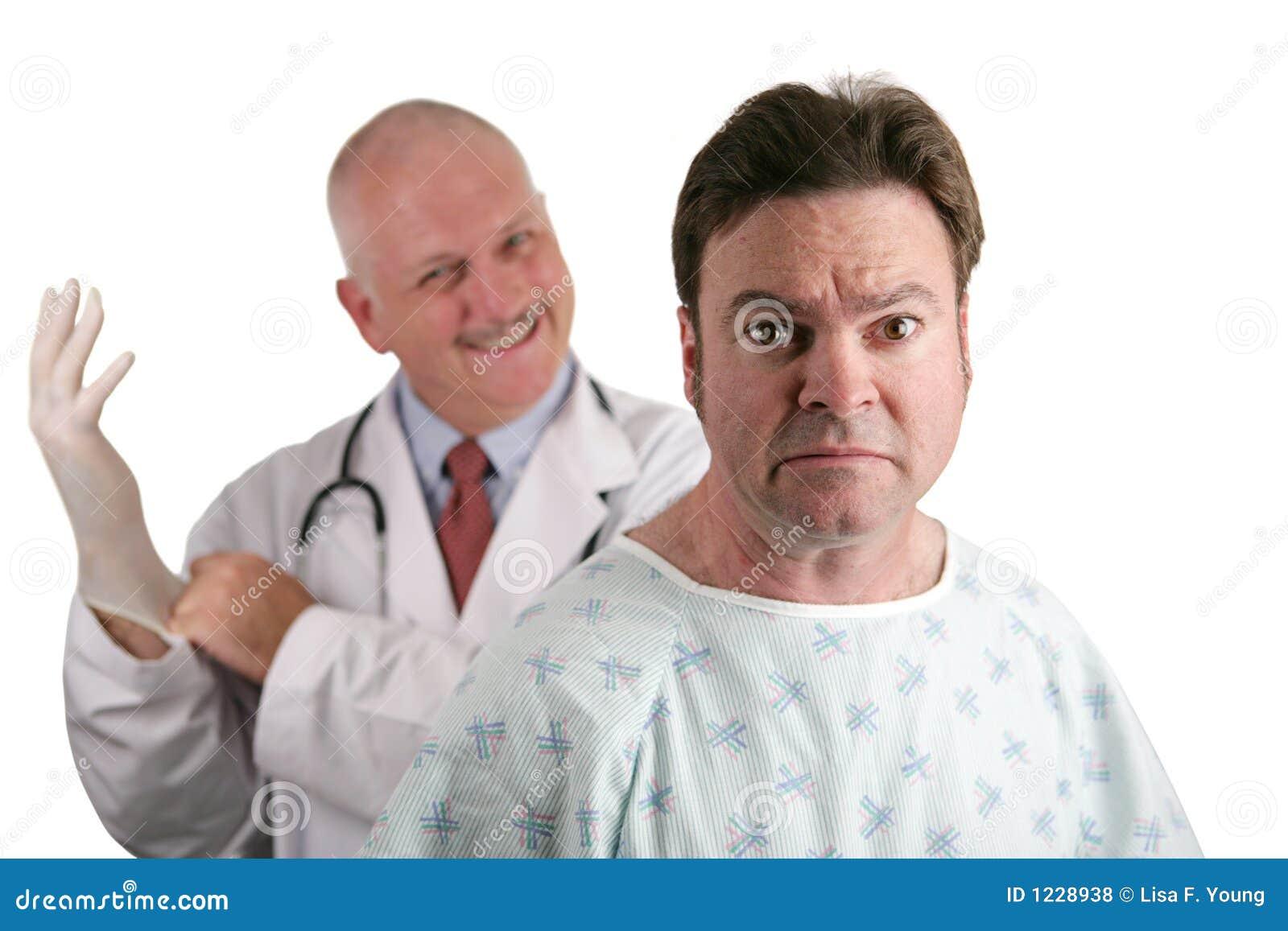 Primo esame della prostata