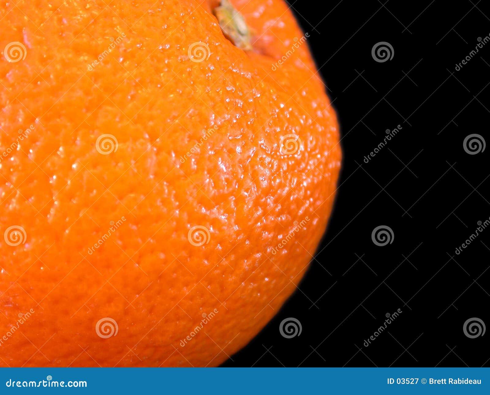 Primo piano arancione