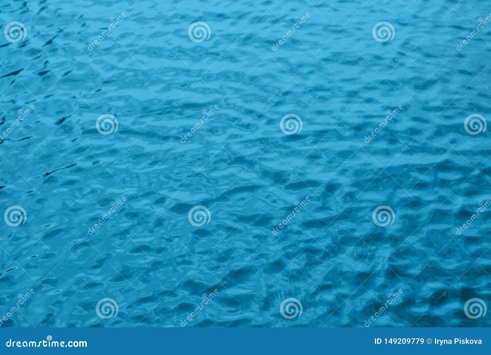 Primo piano del movimento dell acqua, struttura dell ondulazione dell acqua, fondo per i progettisti