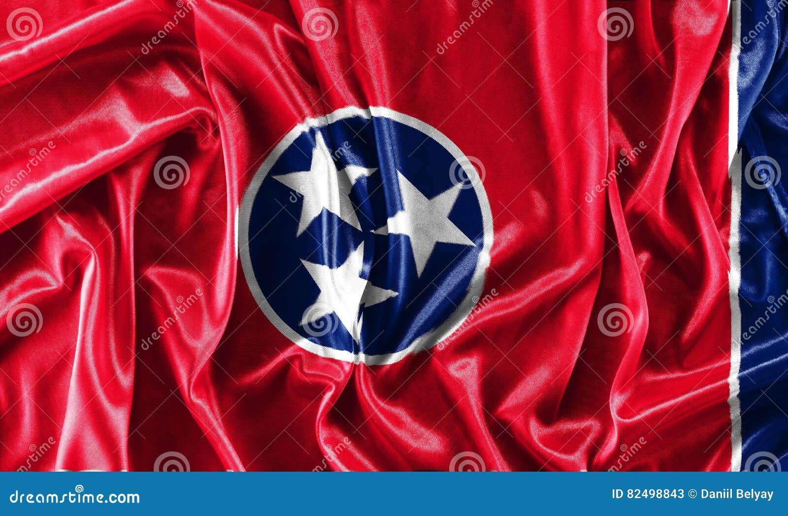 Primo piano del Tennessee U.S.A. di stato