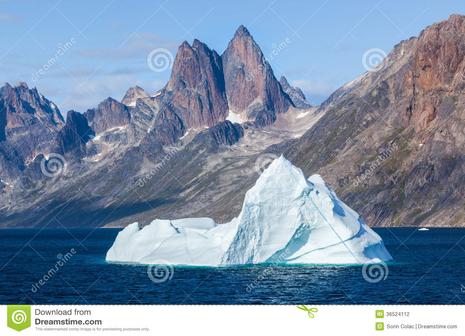 Prince Christian Sound, Groenland