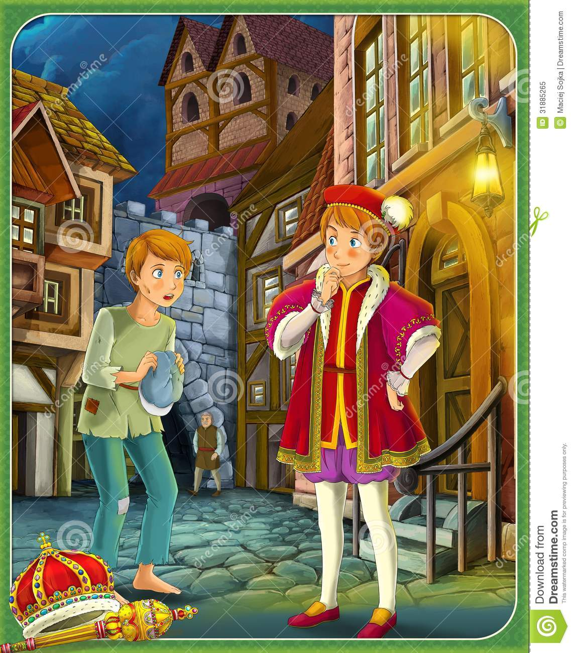 Prince And The Pauper Prince Or Princess Castles
