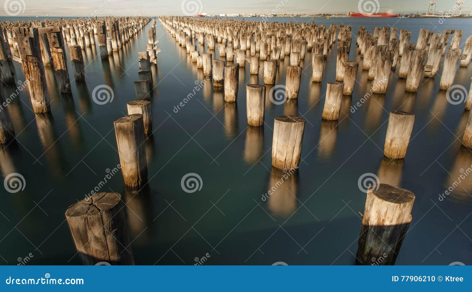 Princes Pier, Melbourne, Australia