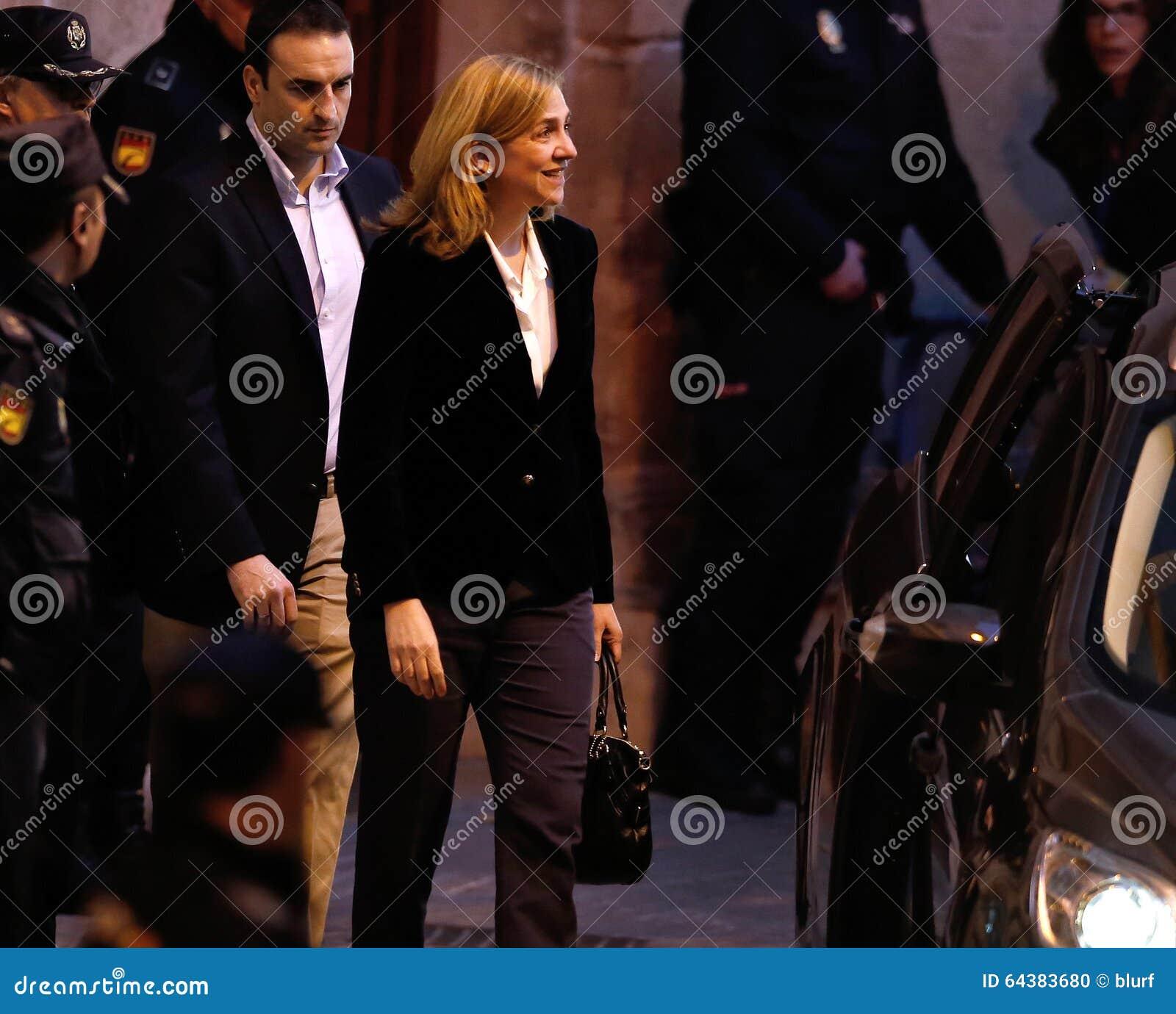 Princesa Cristina de España que deja la corte 03
