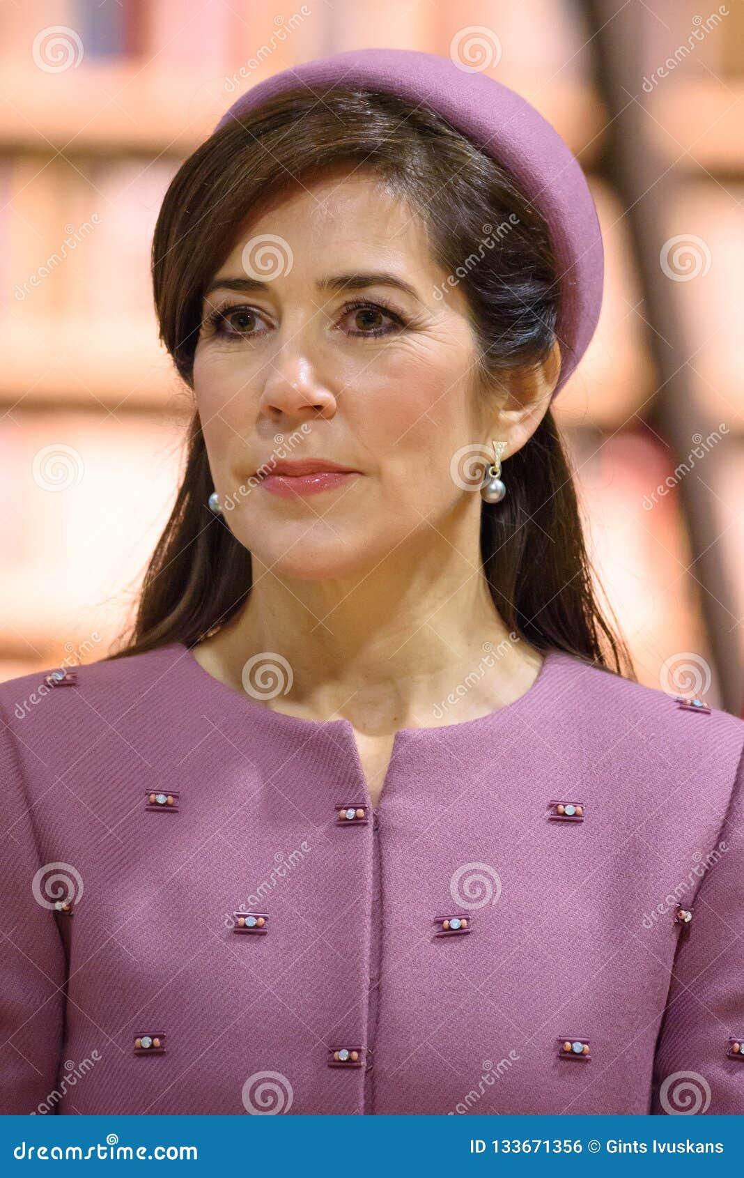 Princesa Real Mary Elizabeth de Dinamarca