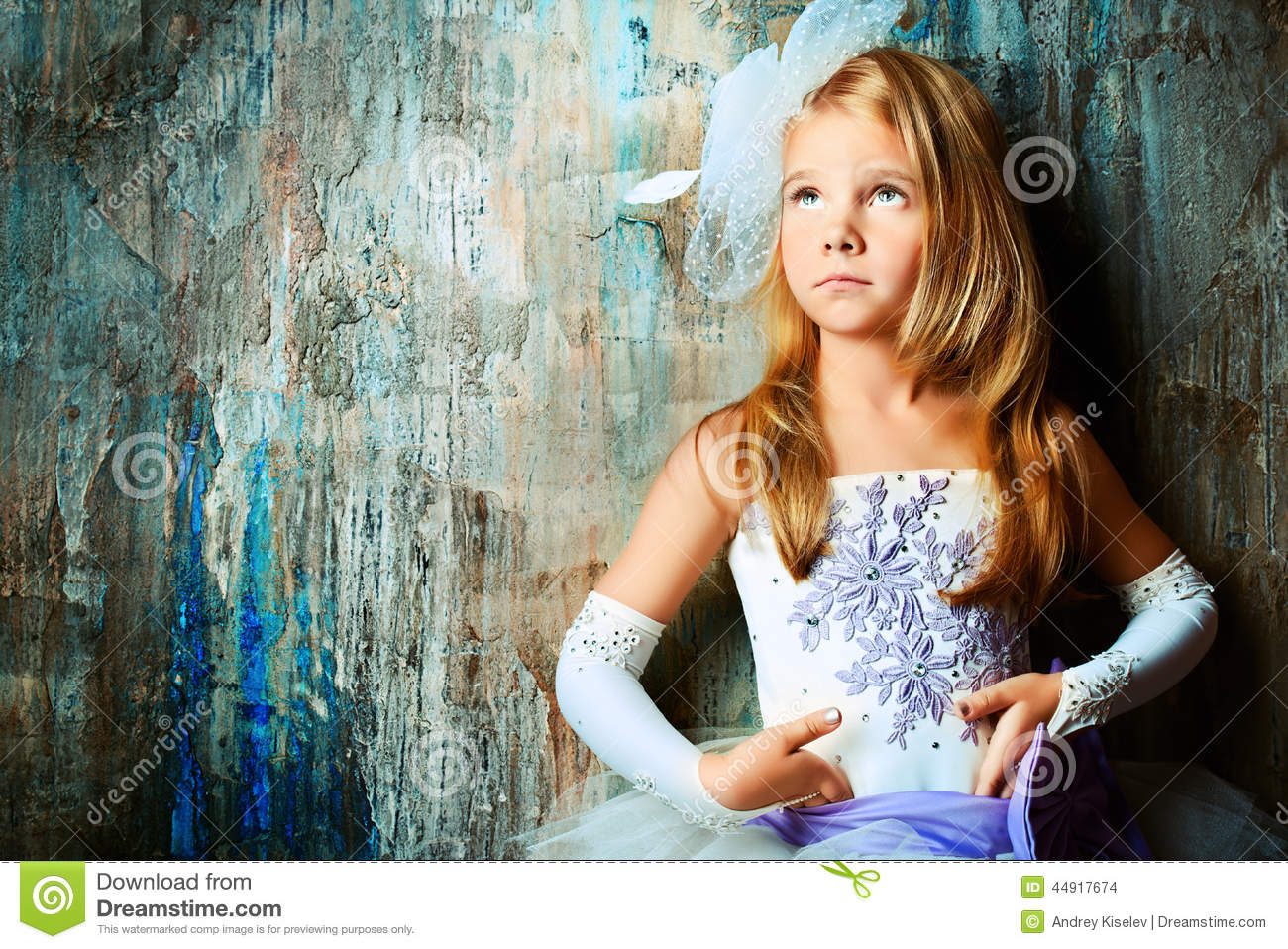 Help you? pretty little girl princess join told