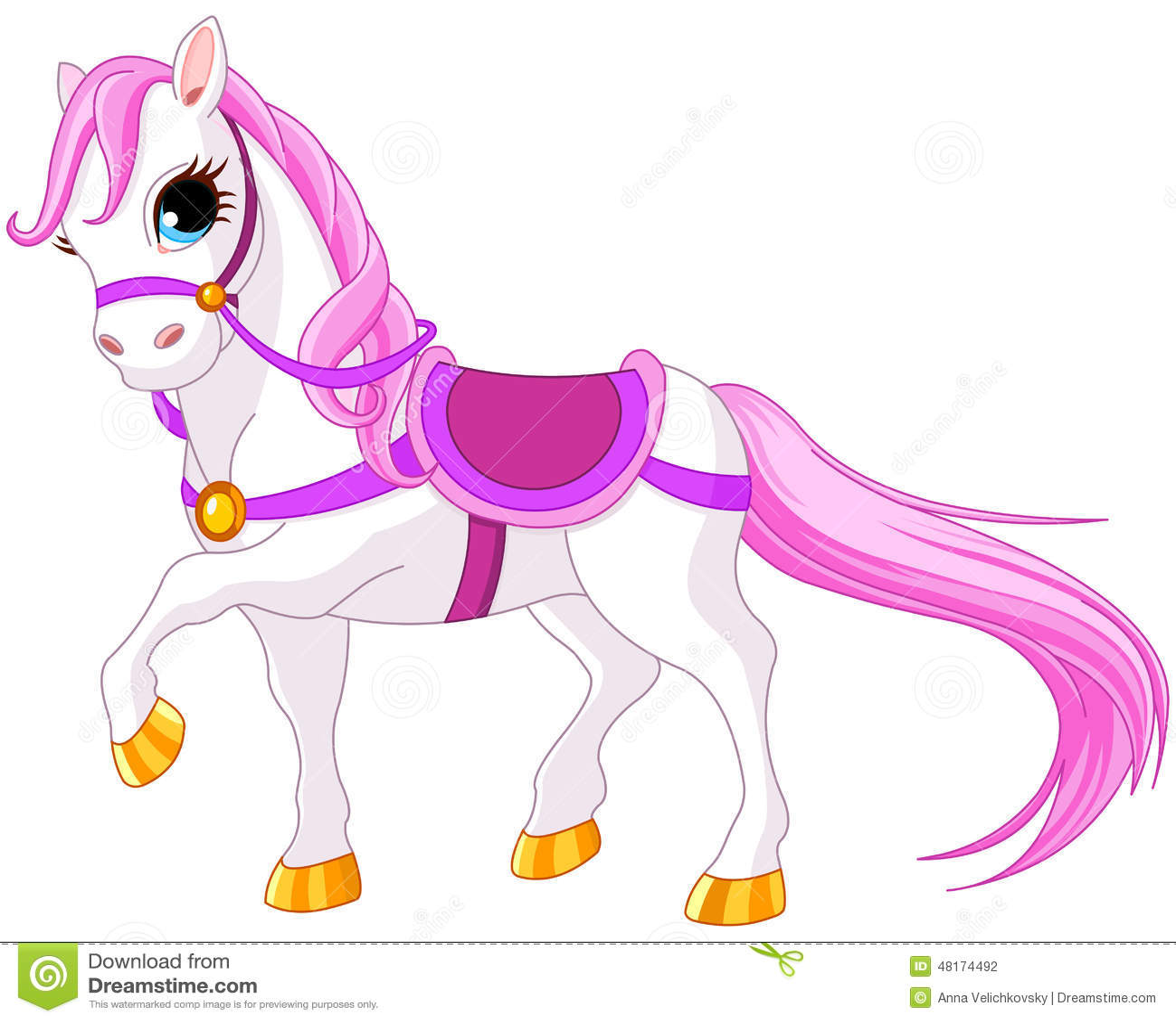 princess horse
