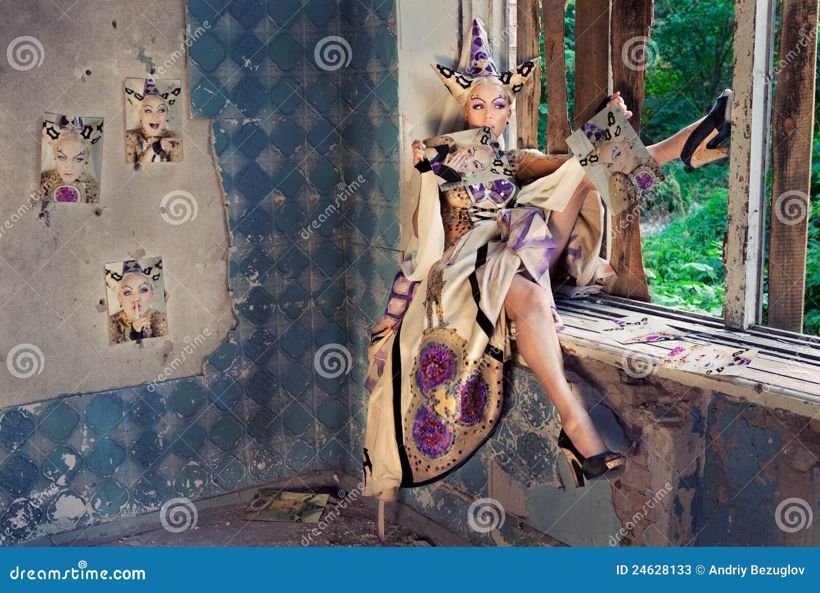 Princess okno