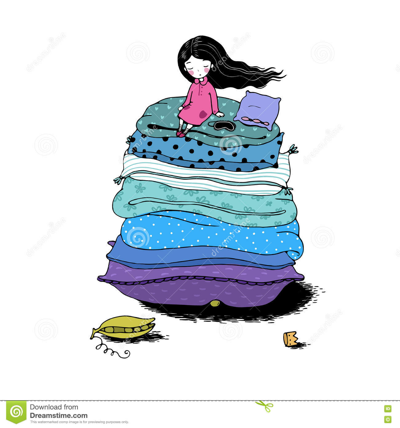 the princess and the pea pdf