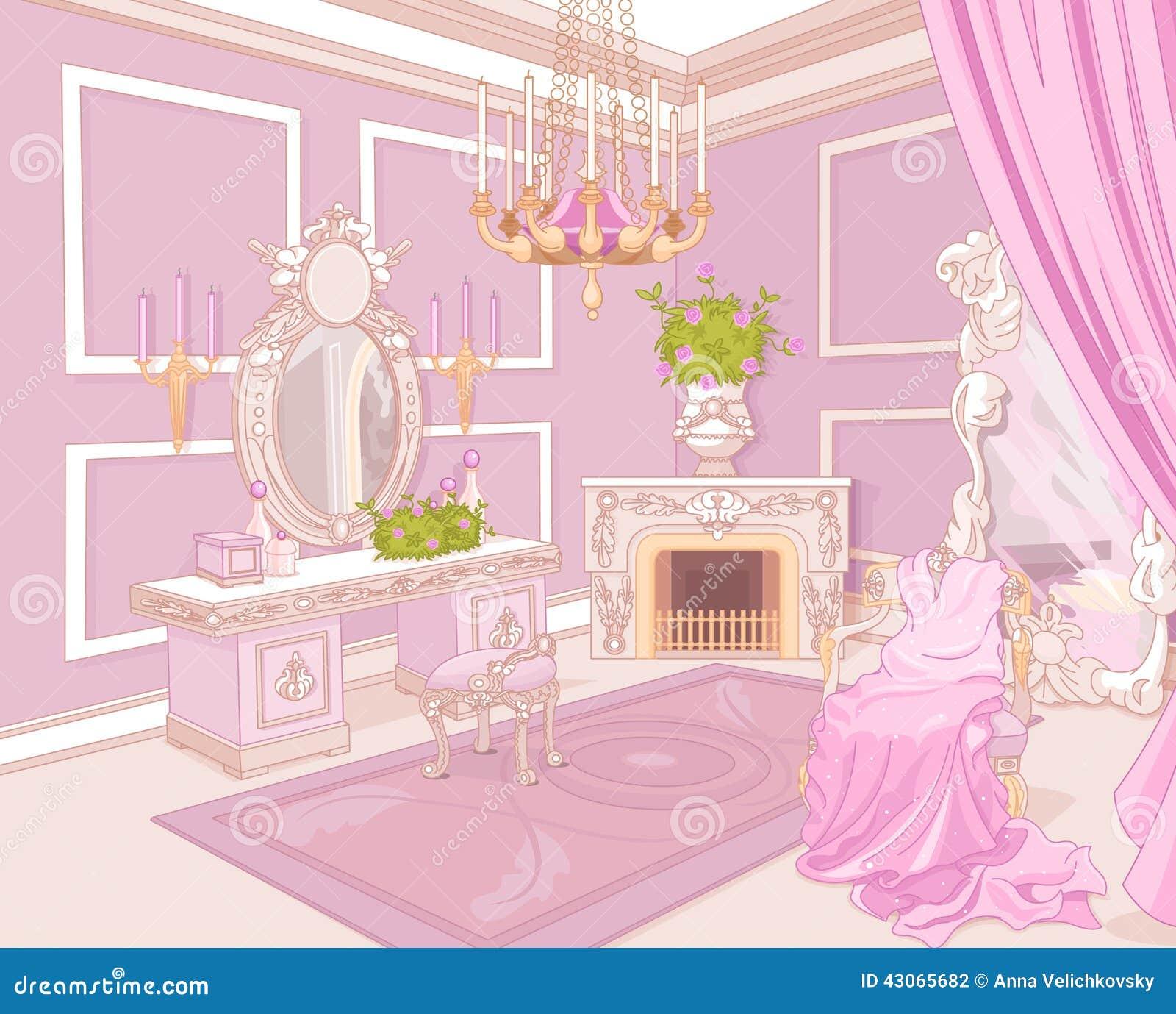 Princess przebieralnia