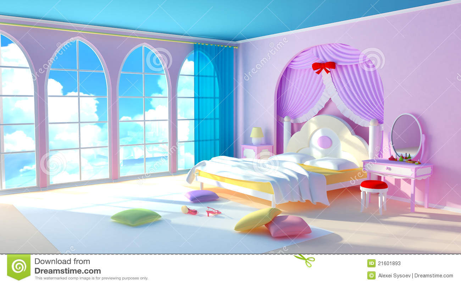 Bedroom Design For Man