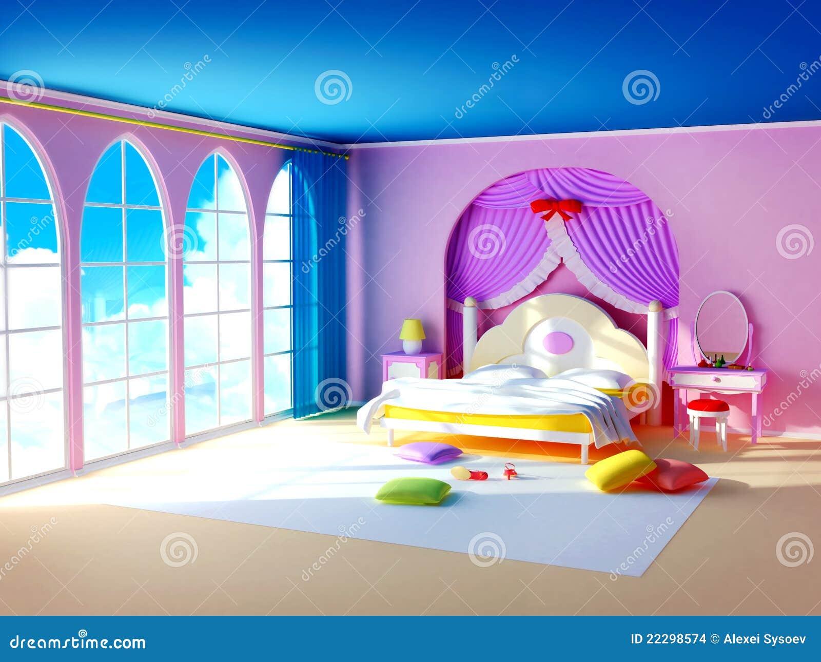 Fantasy Baby Room