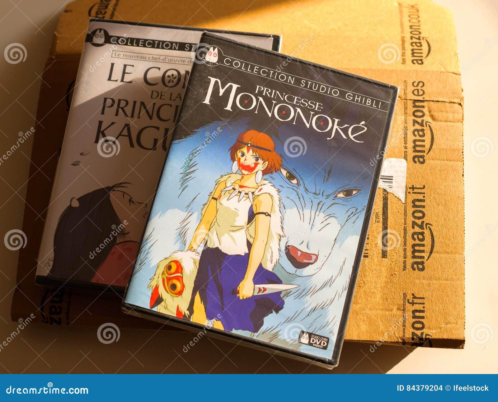 Princesse Mononoke Et Conte De La Princesse Kaguya Image