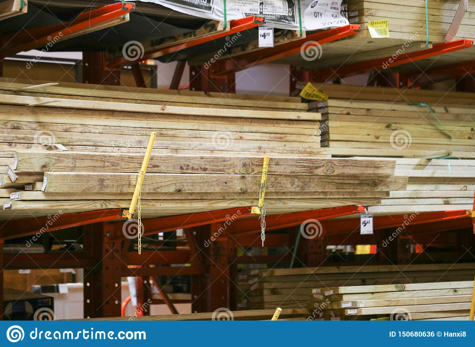 Goods In The Home Depot Store Editorial Photo Image Of Improvement Retailer 150680636