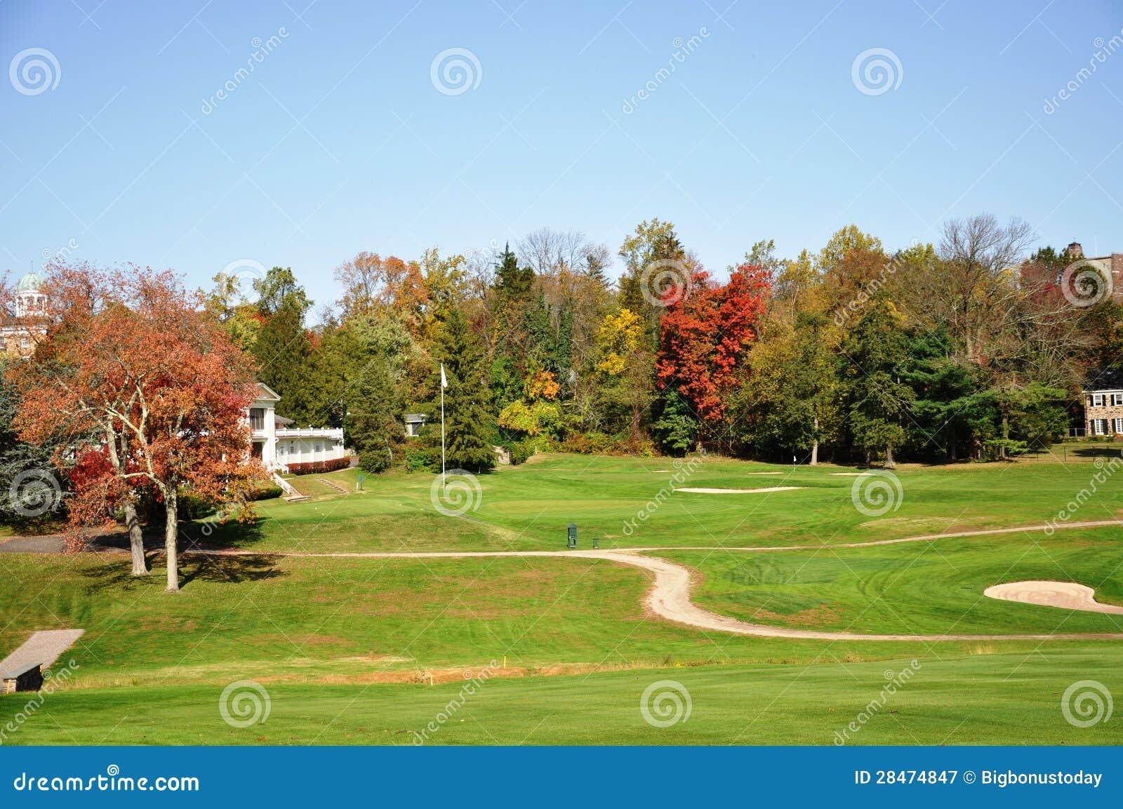 Princeton pole golfowe