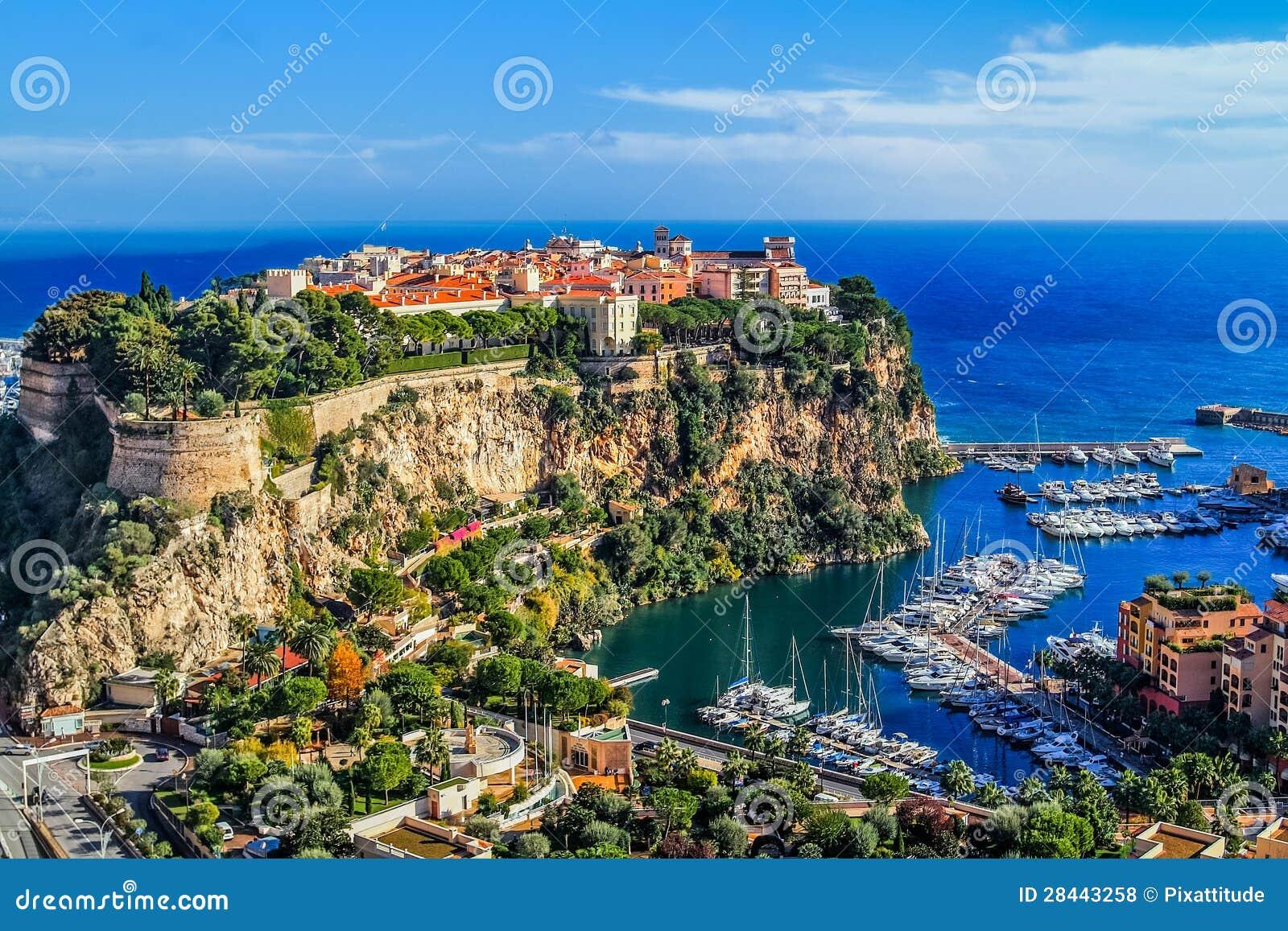 Principaute de Mónaco y de Monte Carlo