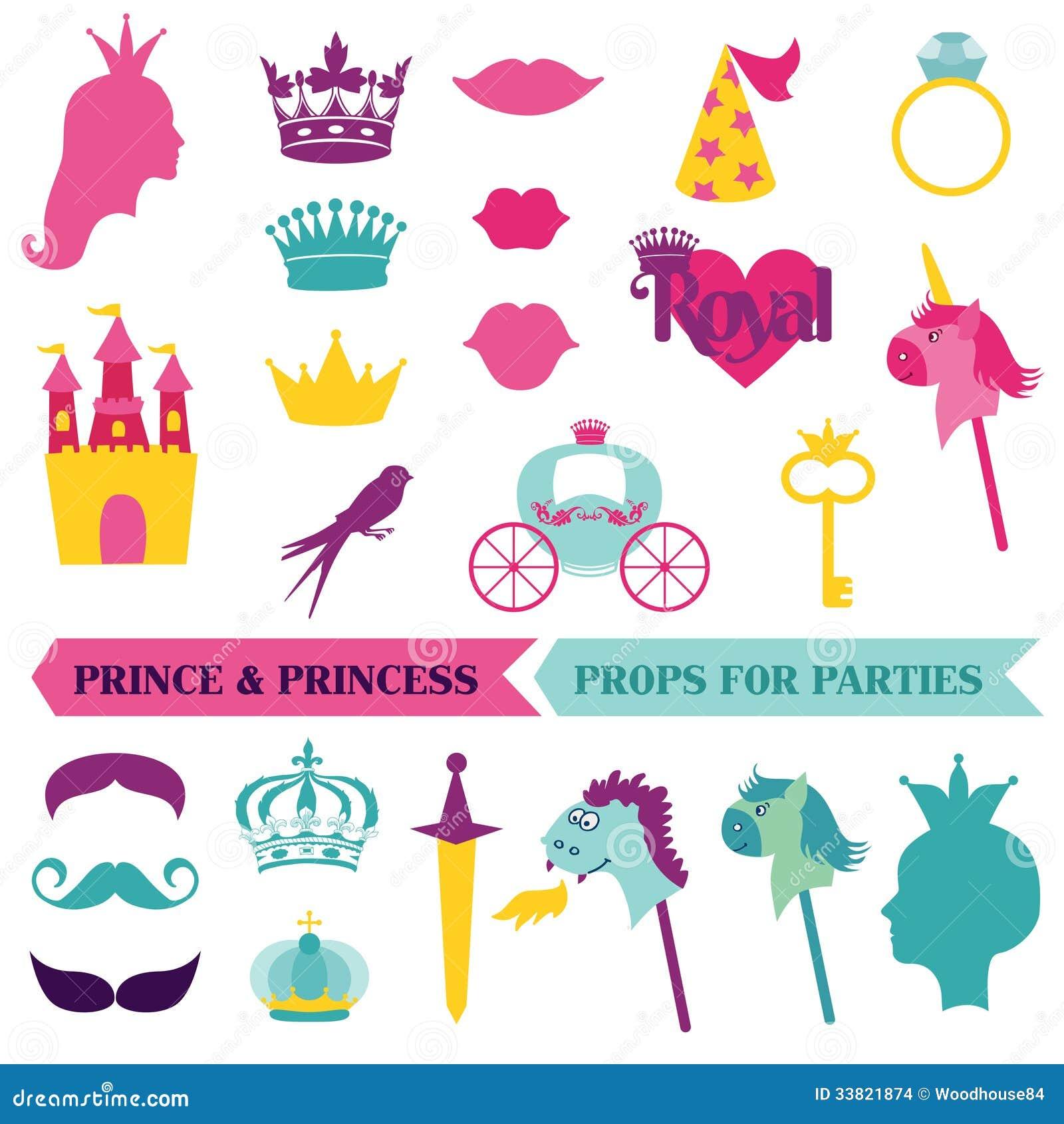 Prins en Priness-Partijreeks