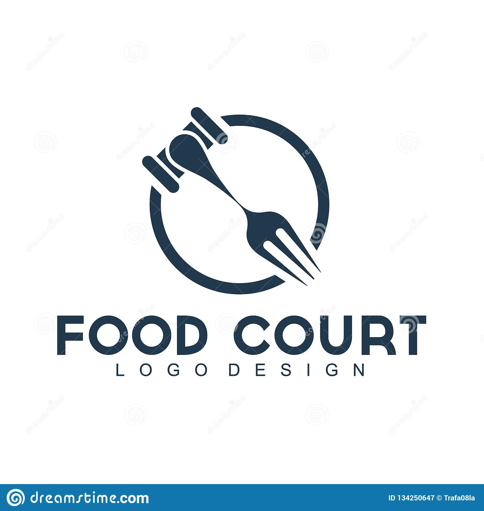 Vintage Restaurant Logo Design Inspiration Vector Illustration Stock Illustration Illustration Of Decoration Graphic 134250647