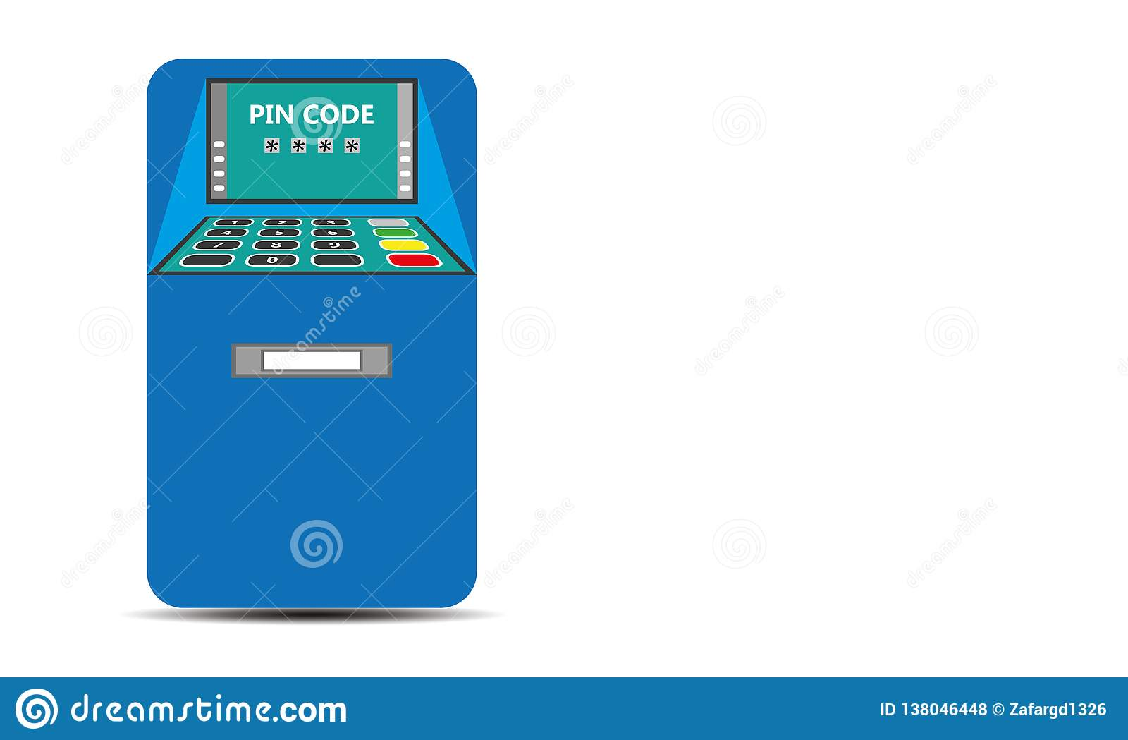Bank ATM - Automated Teller Machine