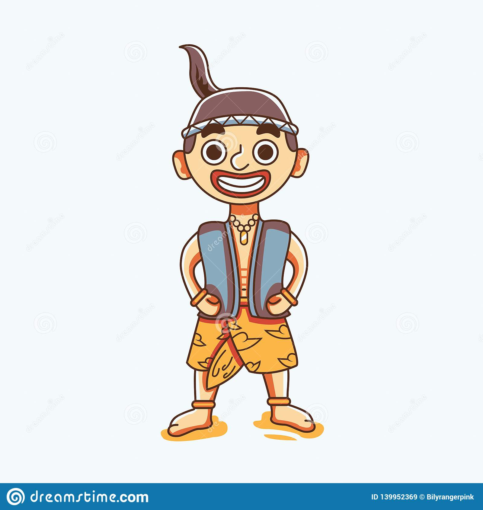 Character design simple design