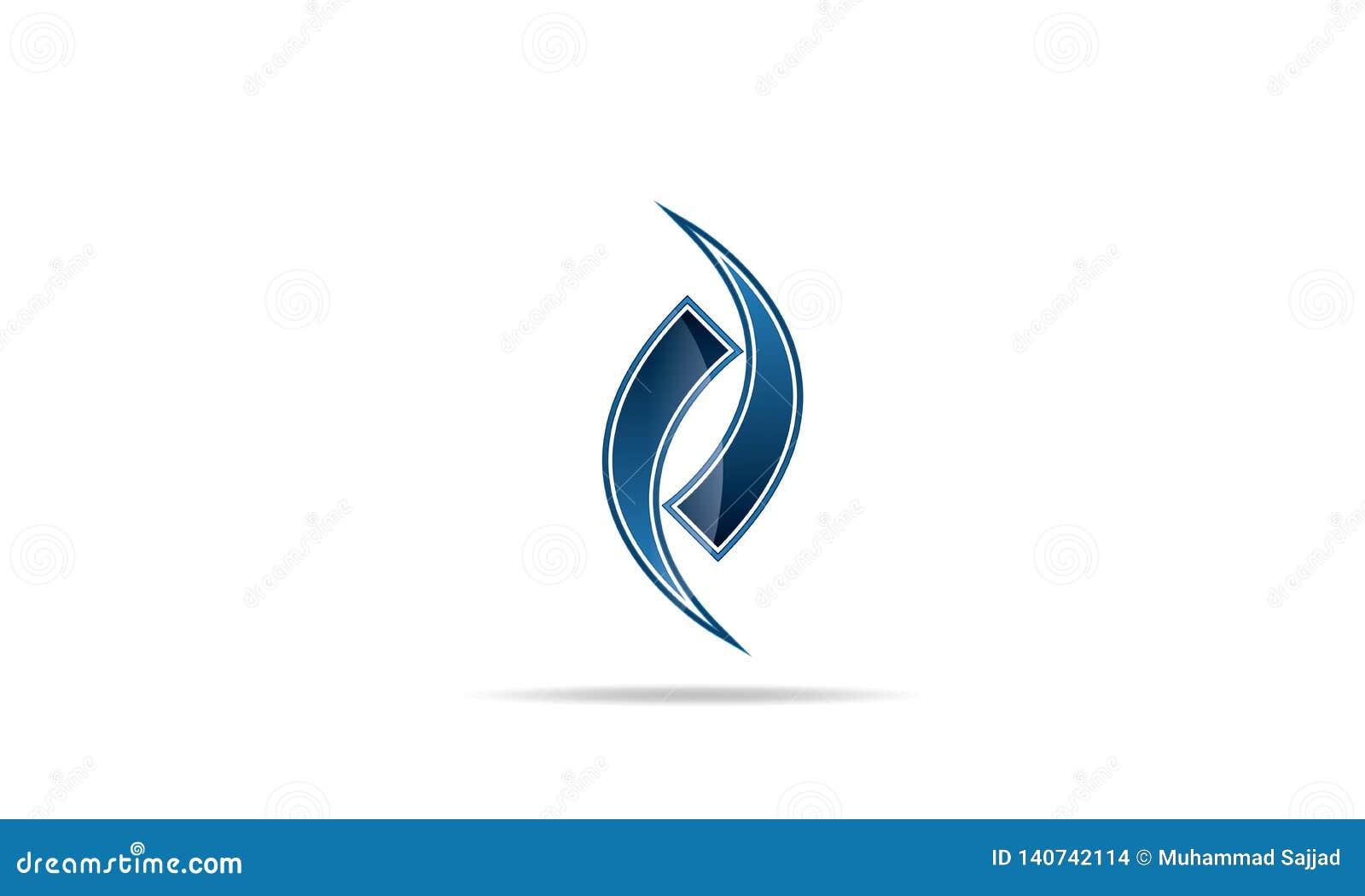 Abstract Logo Icons Design Vector - Creative Company Logo Template