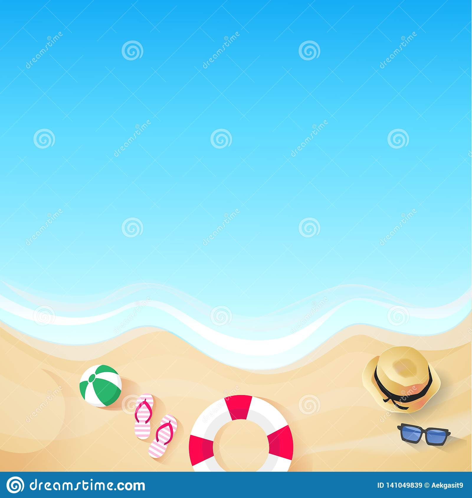 Travel this summer vacation with the sea and beautiful beaches.