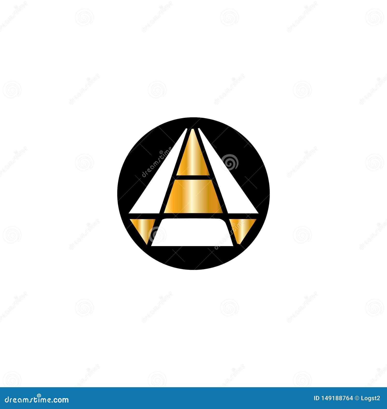 Diamond Vector Logo . Jewellery Logo . Goldsmith Emblem
