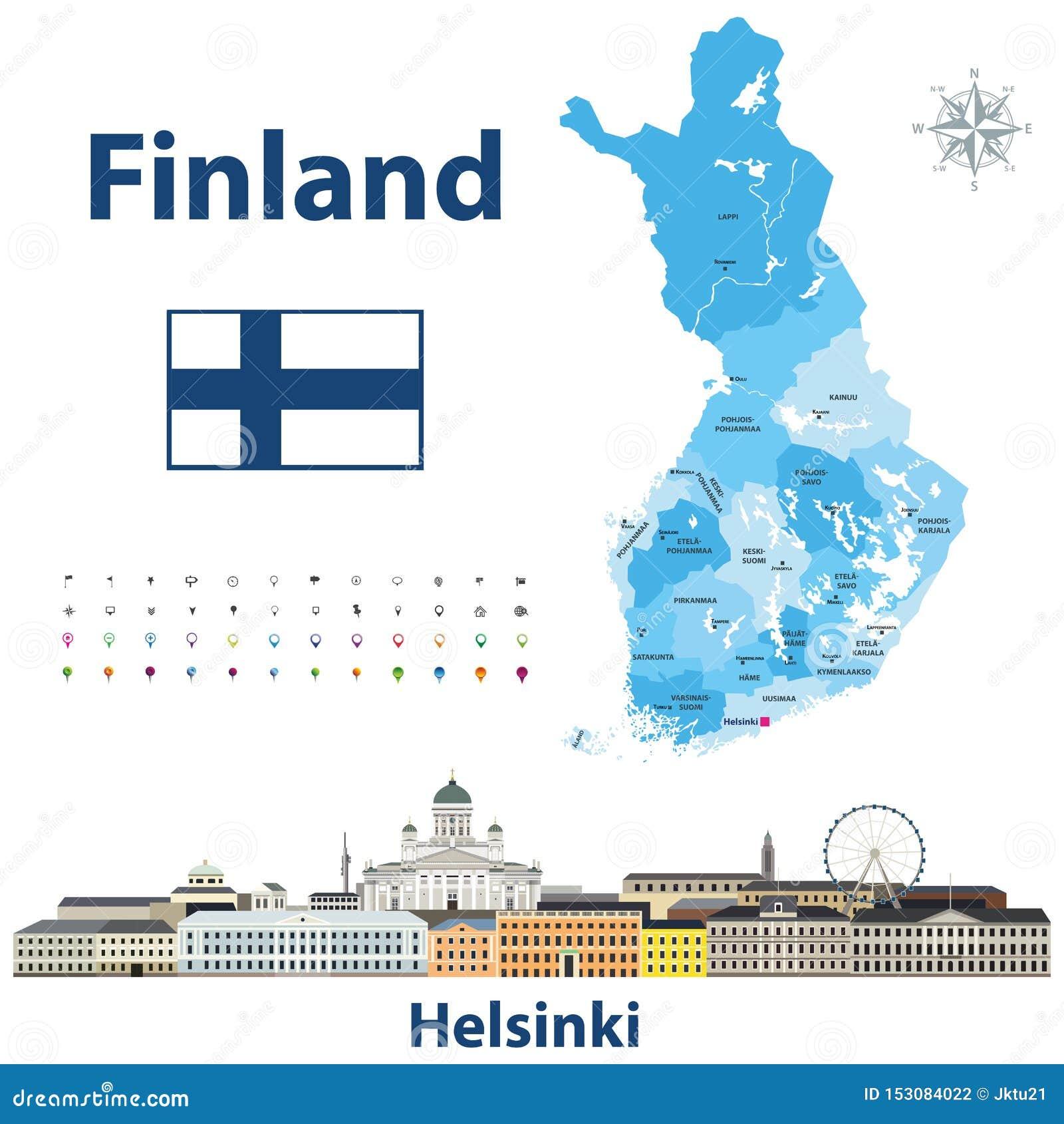 finland capital name