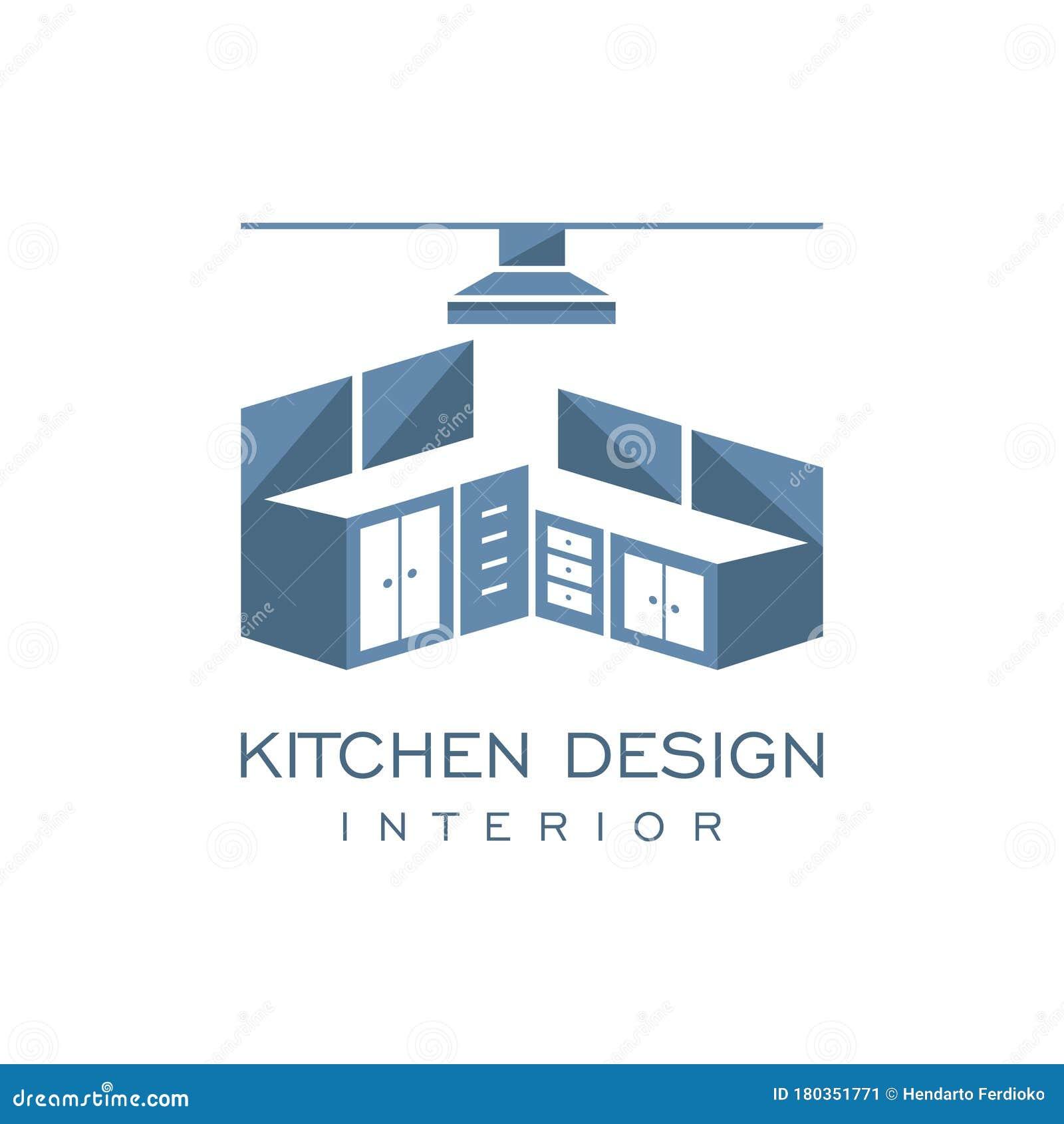 Kitchen Furniture Logo Stock Illustrations – 9,969 Kitchen ...