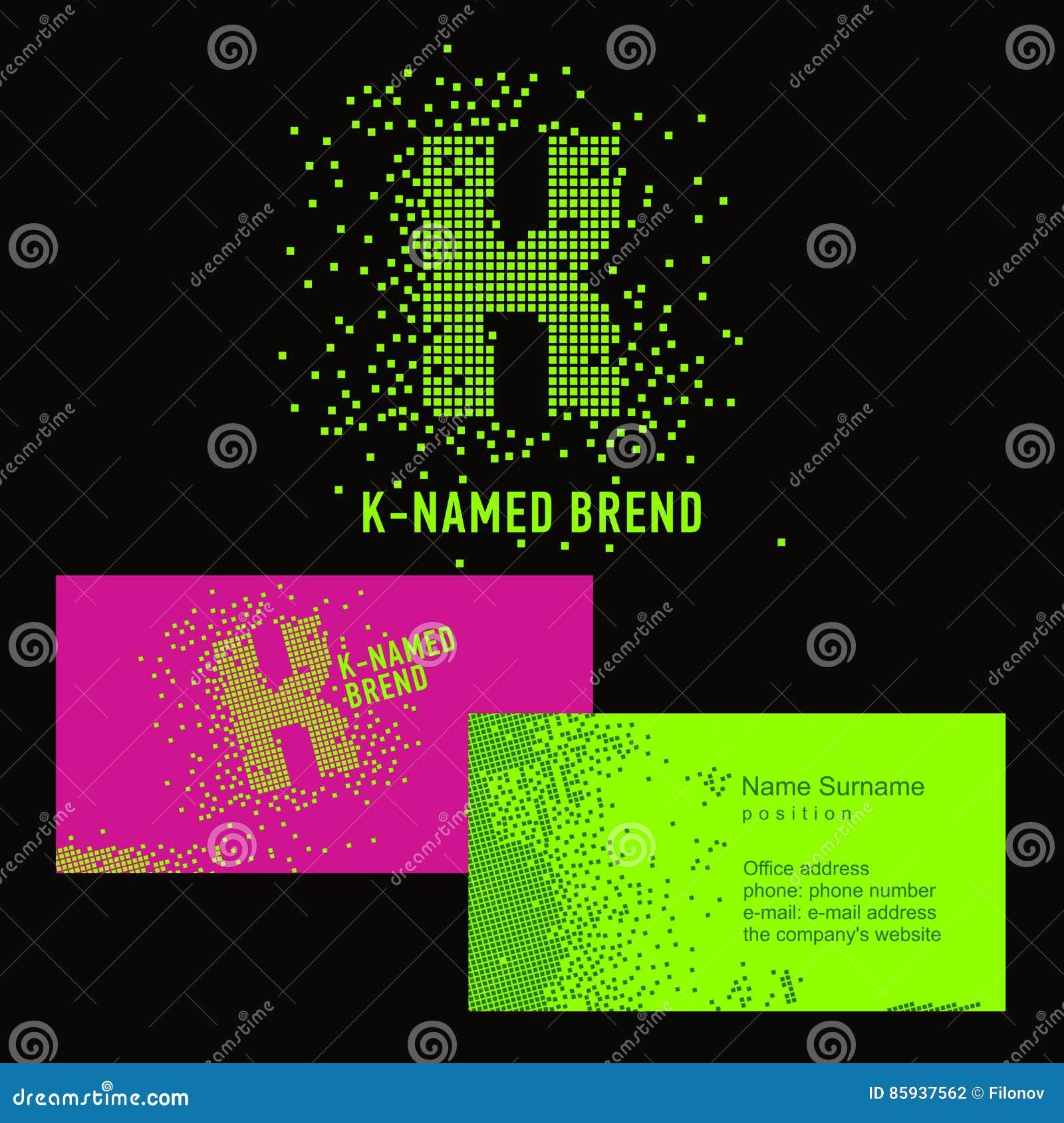 print pixel letter