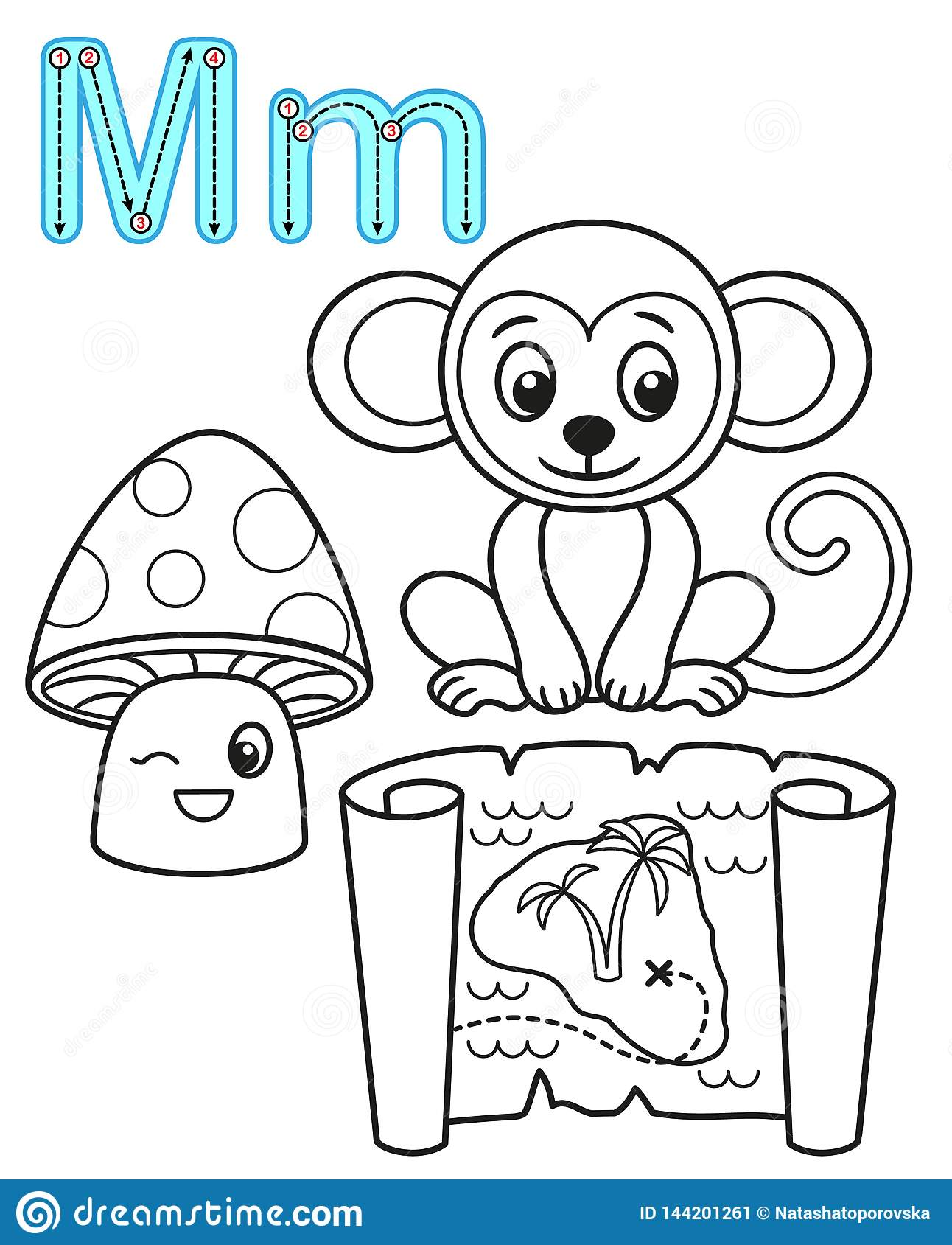 Cute Monkey Coloring Pages - Coloring Home | 1689x1292