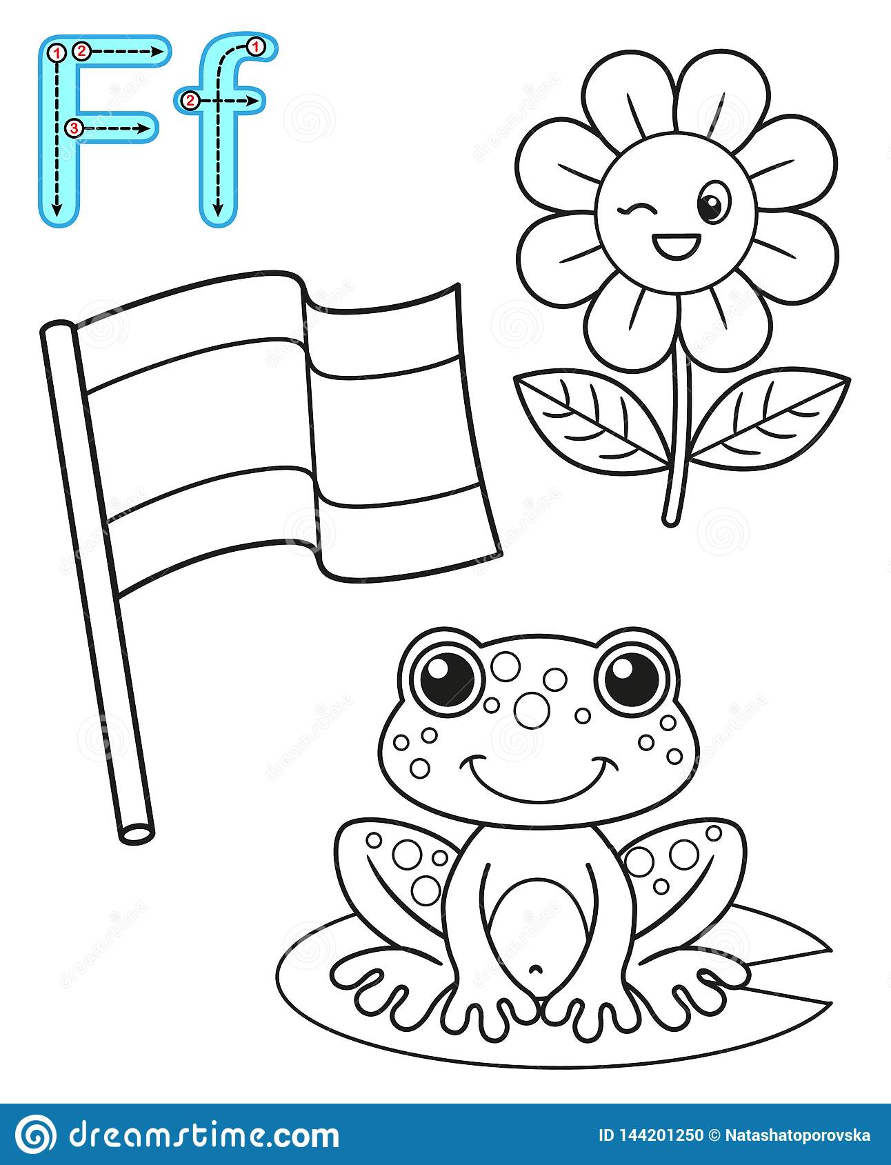 Letter F is for Frog coloring page | Free Printable Coloring Pages | 1689x1292