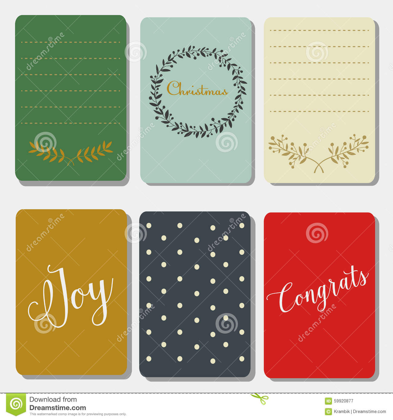 printable journaling christmas cards happy new year