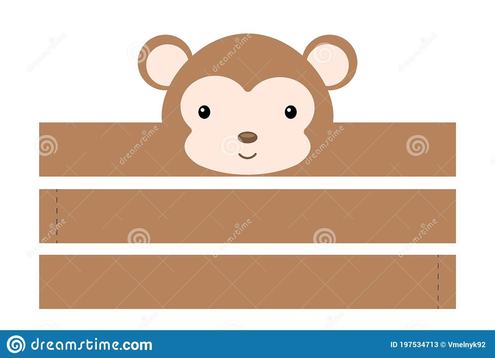 Crown Monkey Stock Illustrations 334 Crown Monkey Stock Illustrations Vectors Clipart Dreamstime Cute funny cartoon baby monkey clip art images. dreamstime com