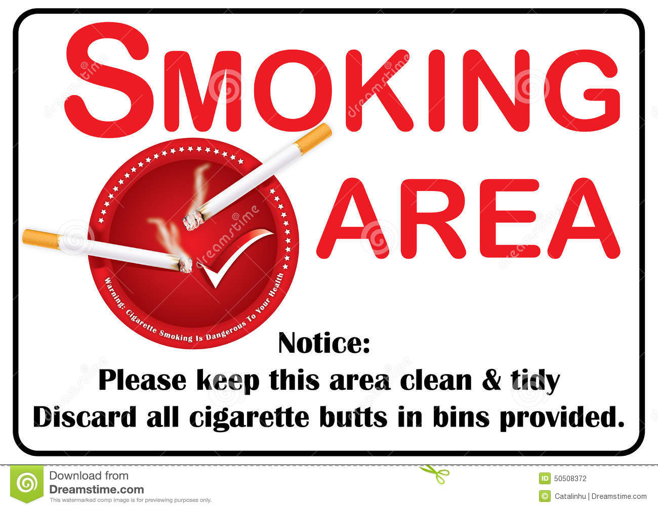 photograph about Free Printable No Smoking Signs identified as Printable Cigarette smoking Nearby Picture Inventory Example