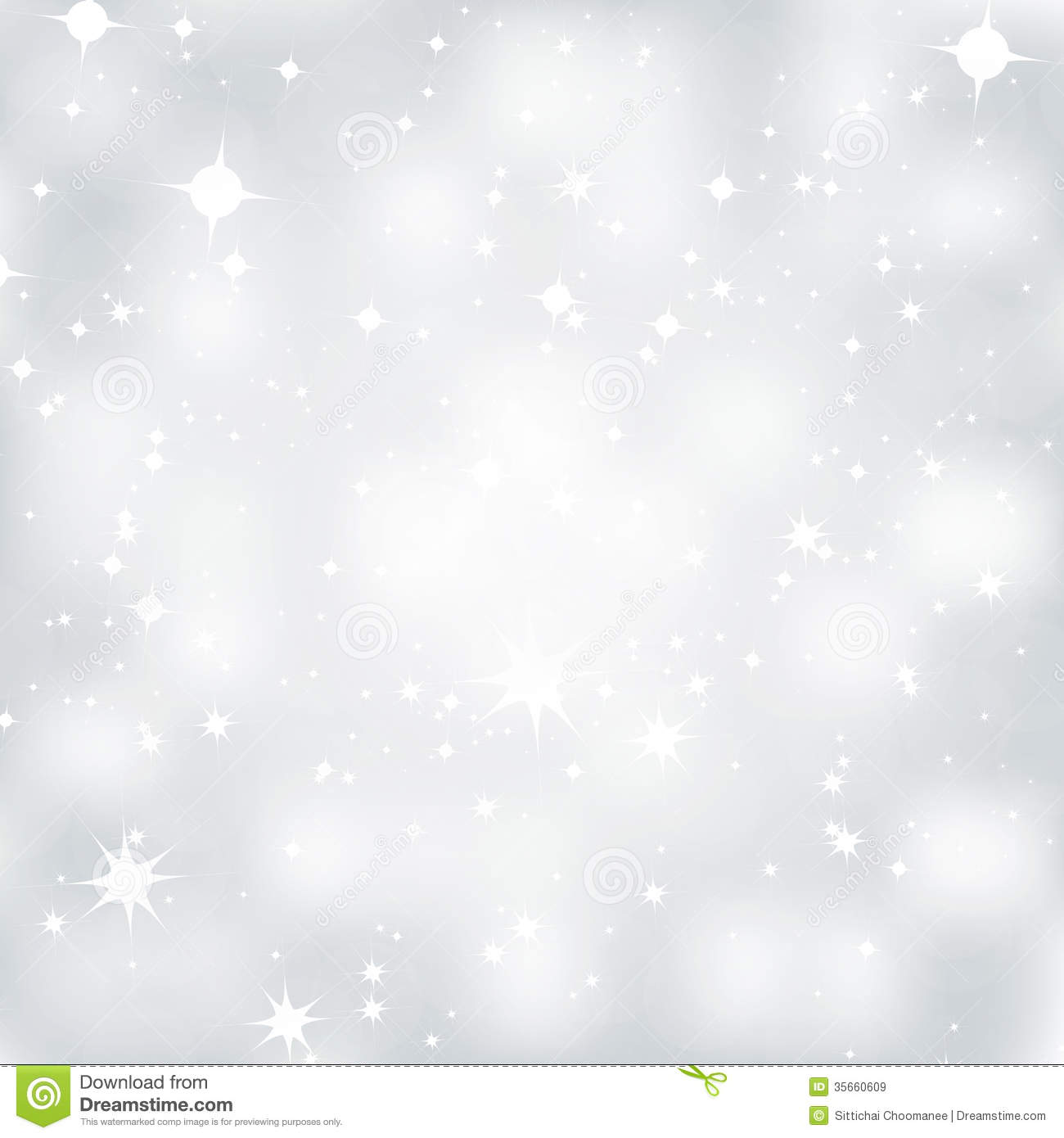 Printable Snowflakes Stock Vector Illustration Of Greeting