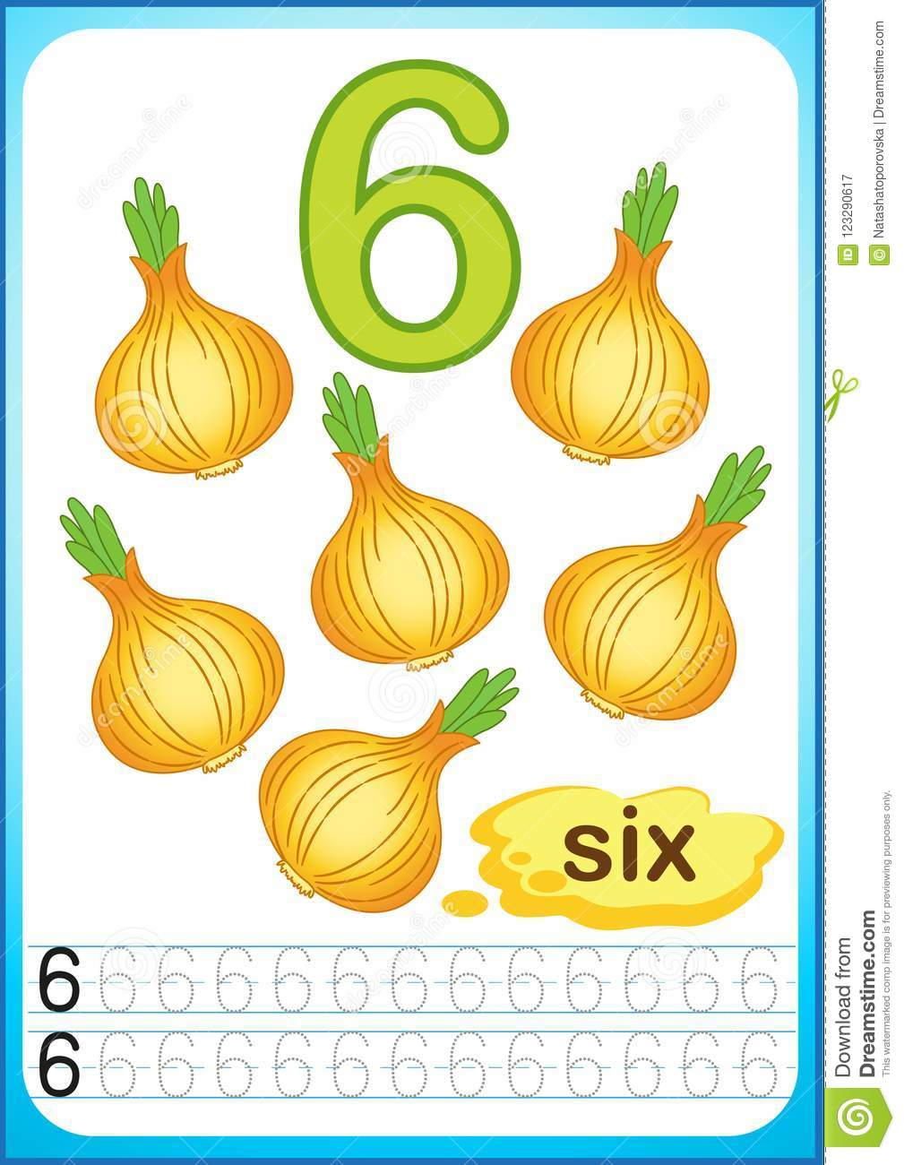 photo regarding Vegetable Printable identified as Printable Worksheet For Kindergarten And Preschool