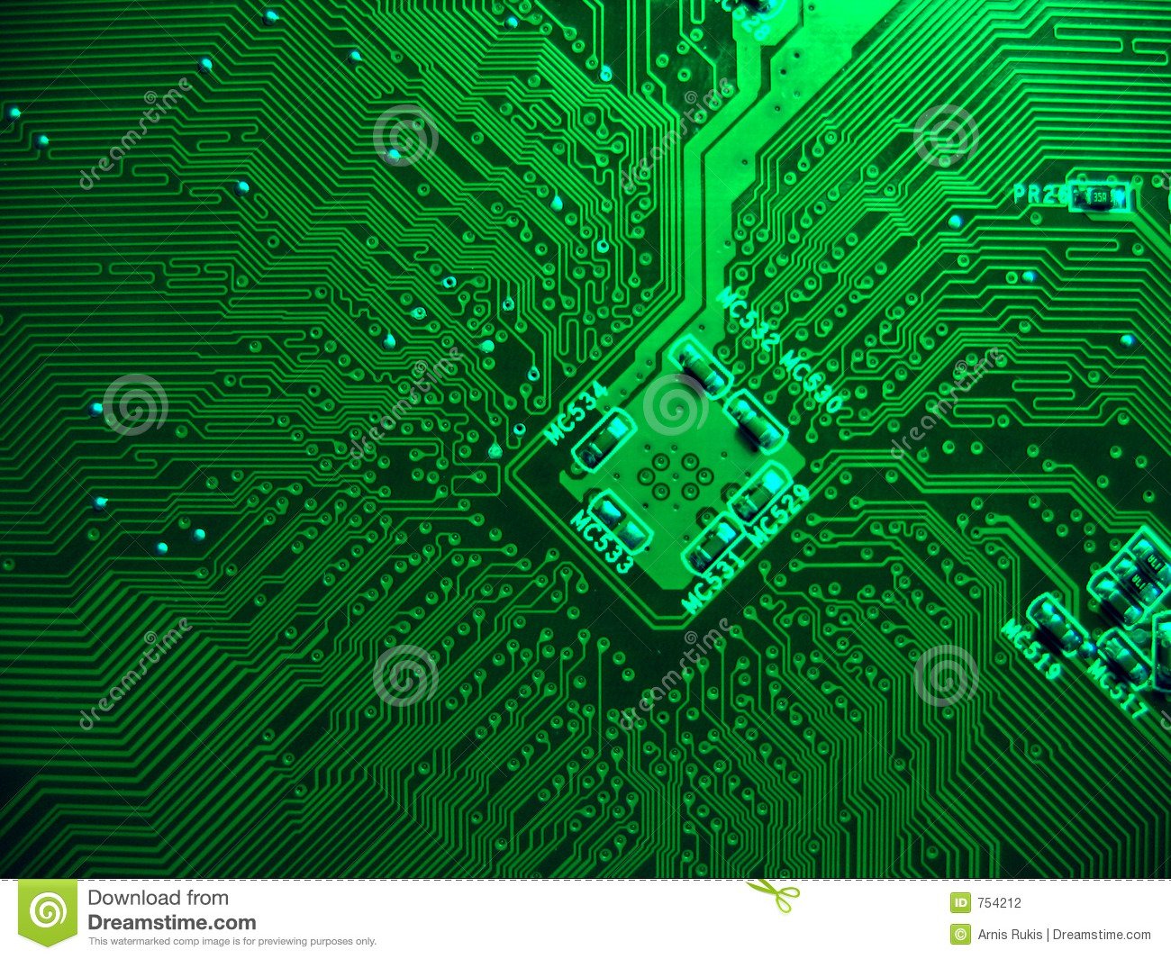 Wallpapers Placa De Circuito Printed Circuit Board Stock Photo Images Image 31188634 Of Paths North