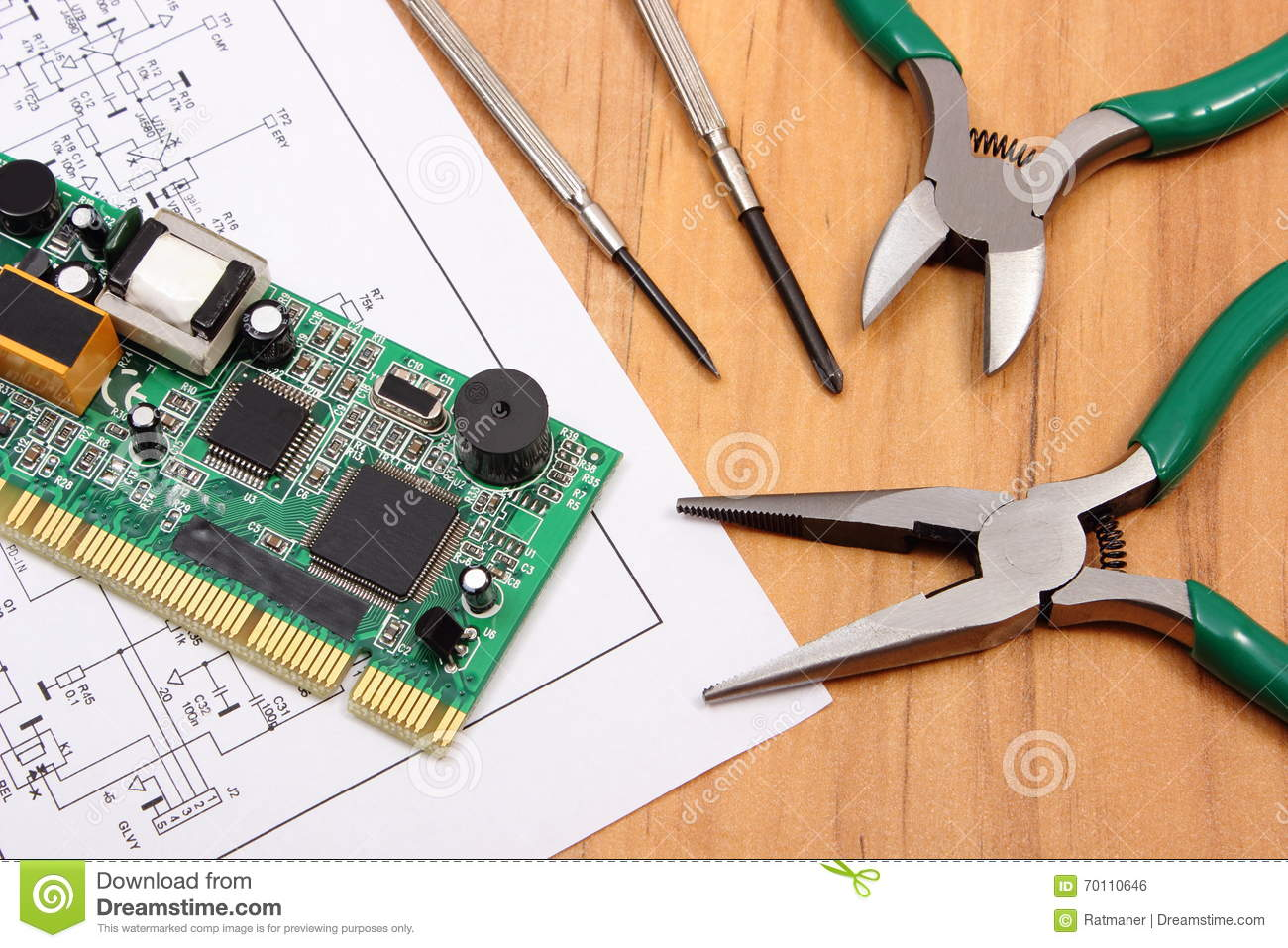 Simple Circuit Board Drawing Simple Circuit Board Drawing Related