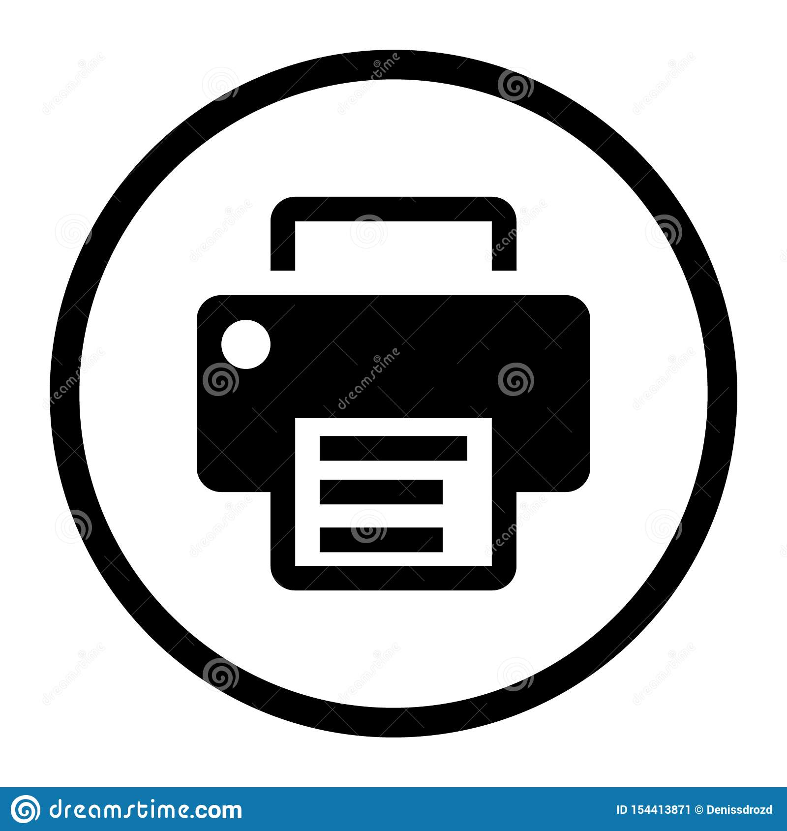 printer icon vector office equipment illustration symbol fax logo stock illustration illustration of modern electrical 154413871 https www dreamstime com printer icon vector office equipment illustration symbol fax logo web mobile image154413871