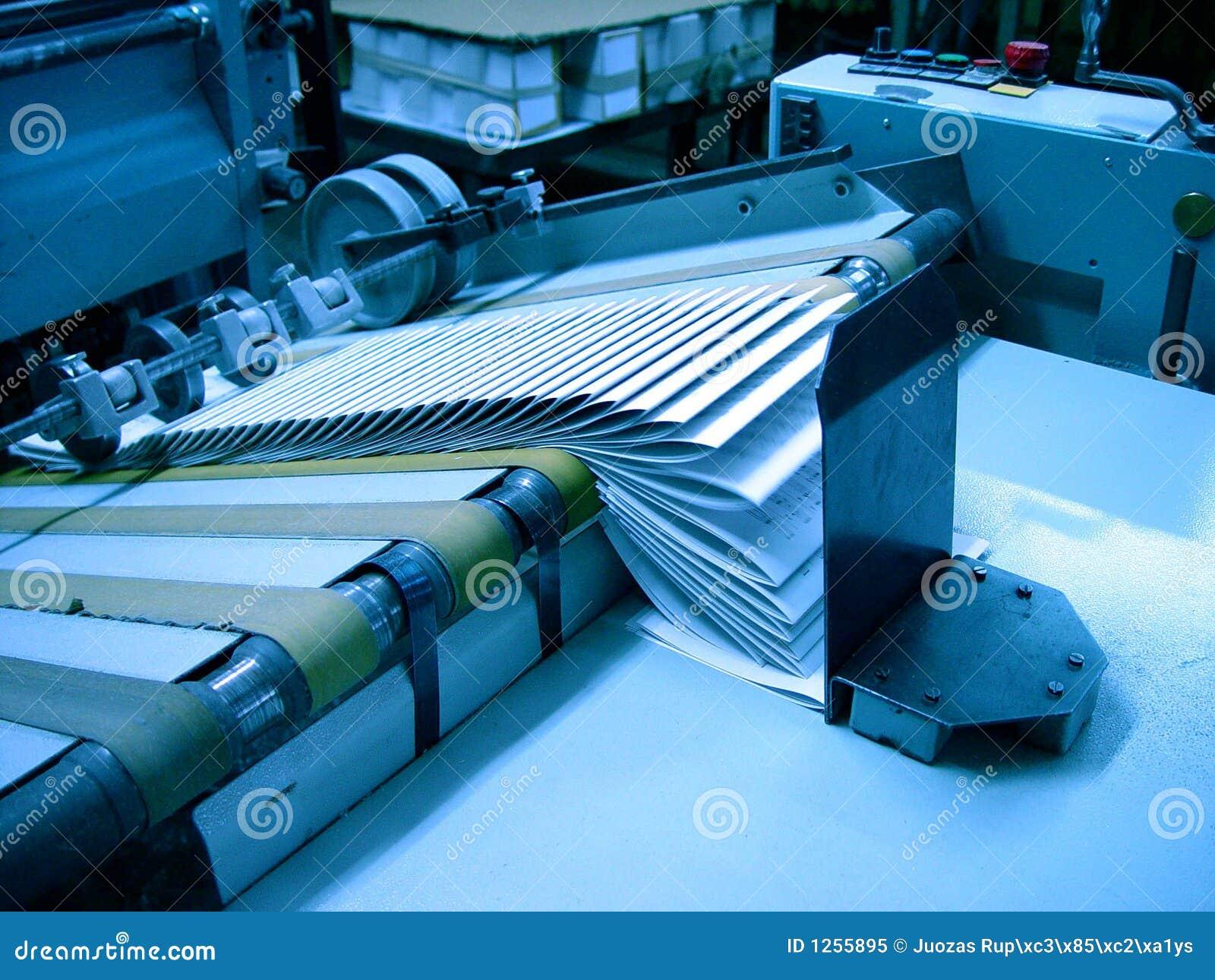 printing press 1255895