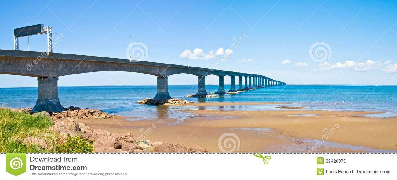 Prinz Edward Island Confederation Bridge