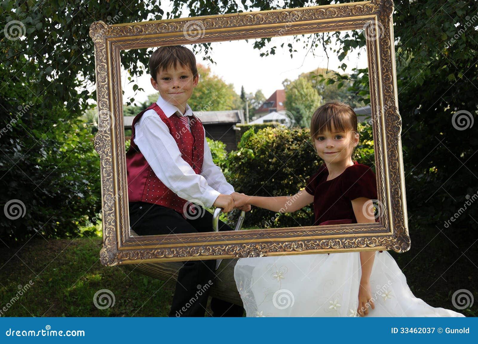 prinz und prinzessin stockbild bild von abbildung golden