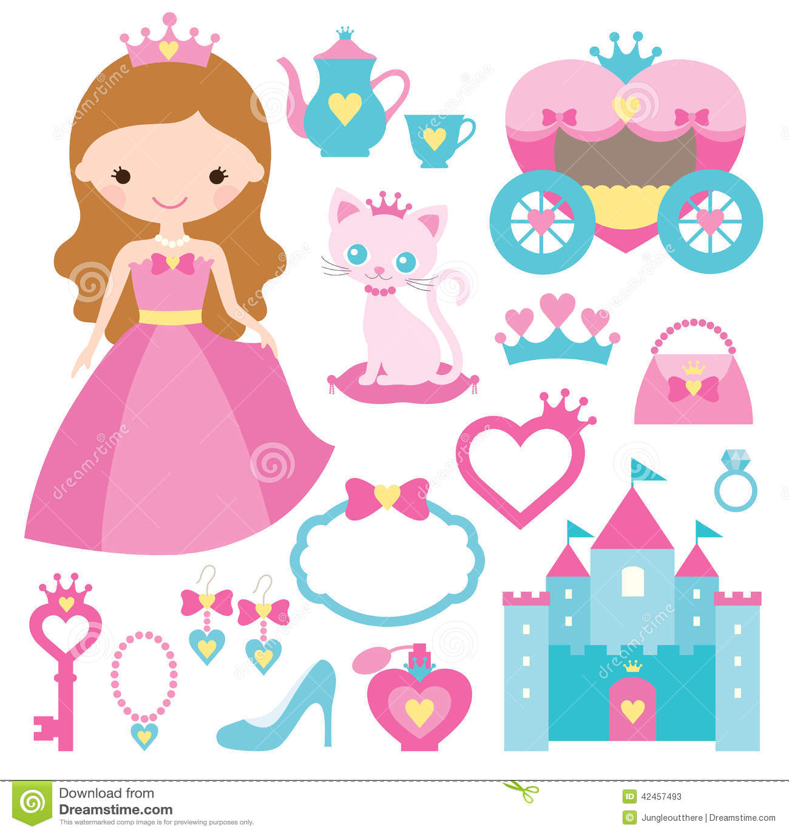 Prinzessin Design Elements