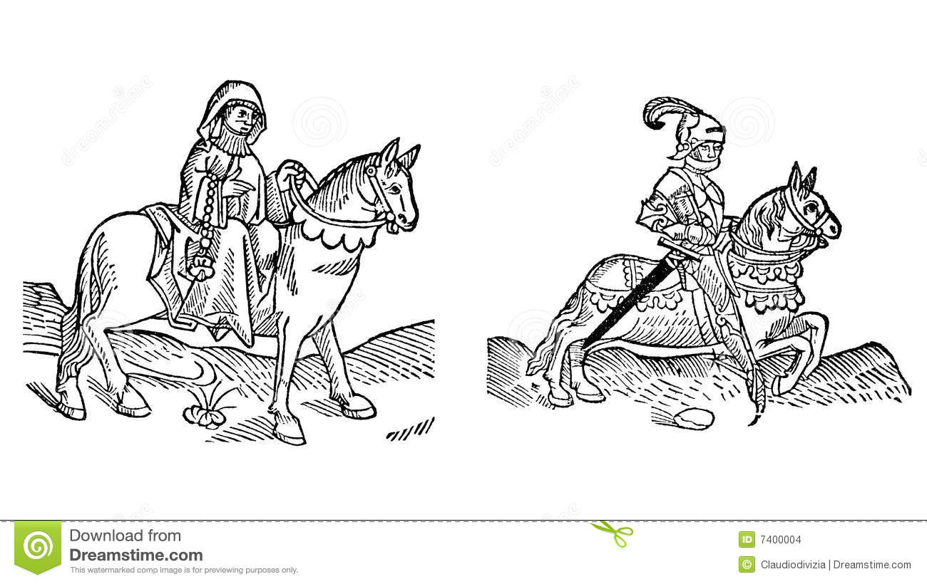 canterbury tales the knight Summary the travelers have drawn straws to see who will tell the first tale the knight draws the shortest straw and graciously launches.