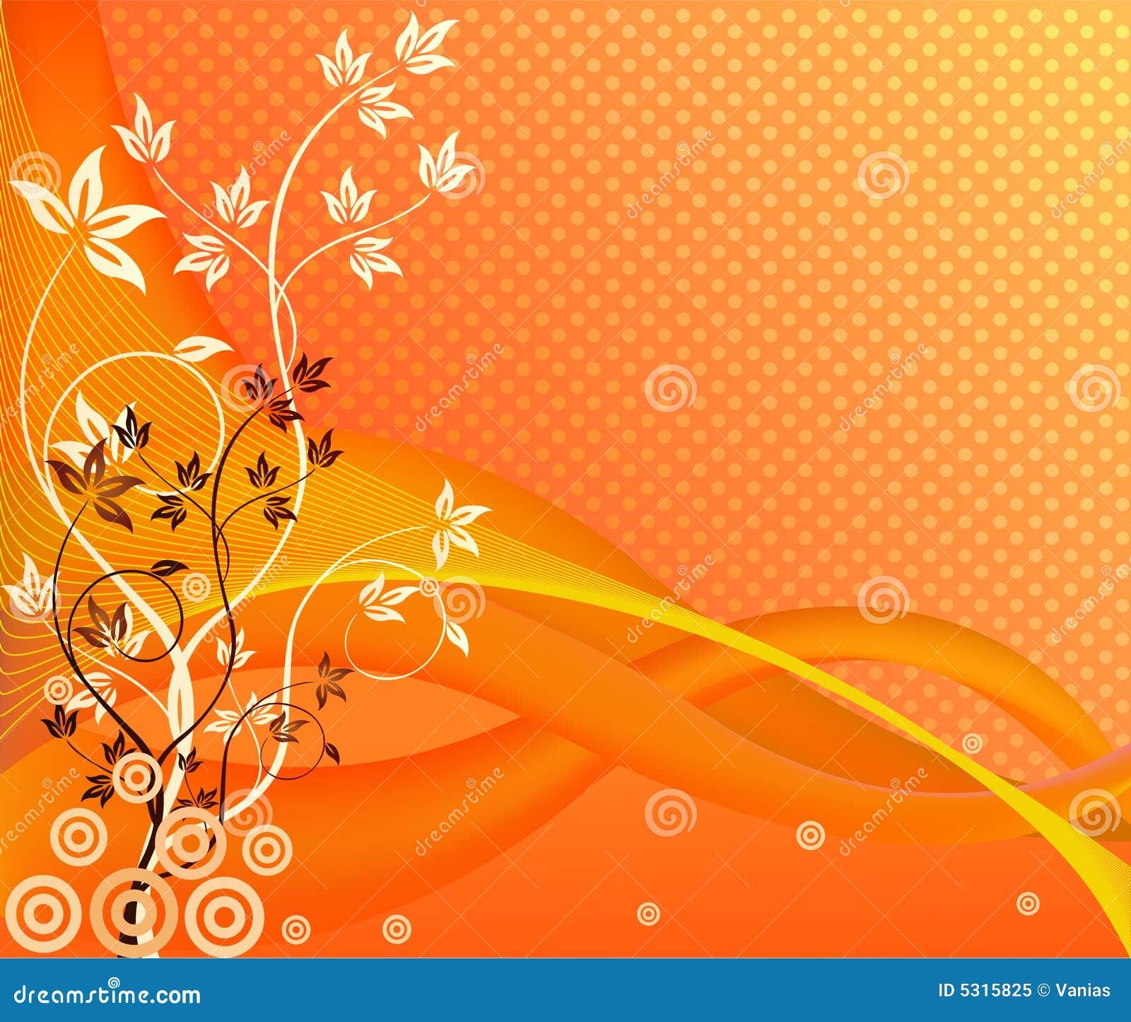 Download Priorità Bassa Artistica Floreale Di Disegno Illustrazione Vettoriale - Illustrazione di pianta, pittura: 5315825