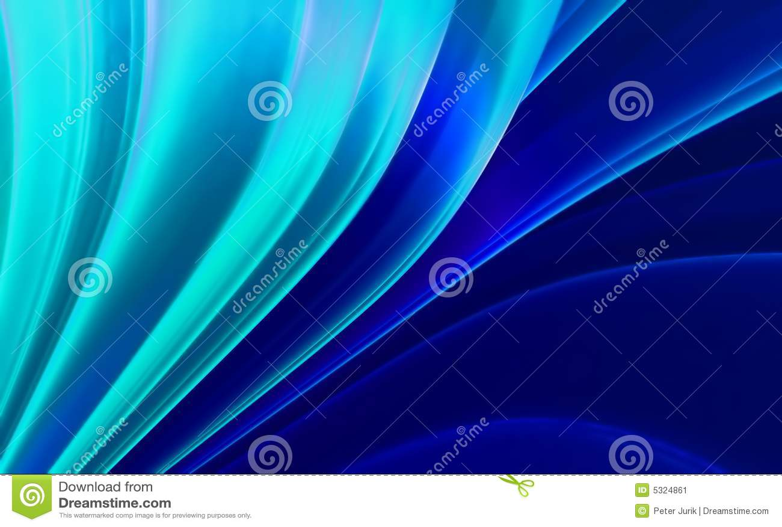 Download Priorità Bassa Astratta Blu Illustrazione di Stock - Illustrazione di estratto, movimento: 5324861