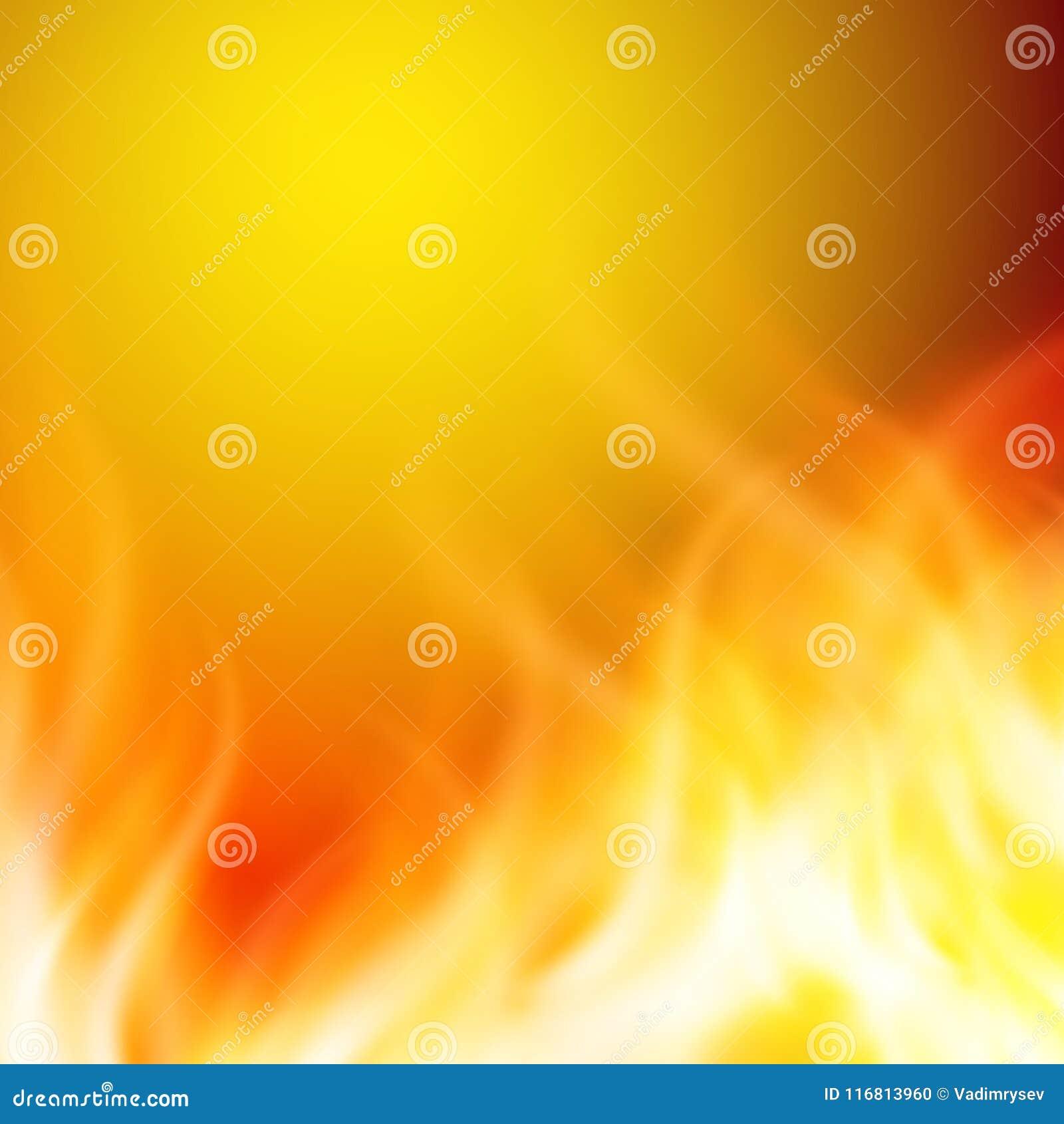 Priorità bassa astratta del fuoco
