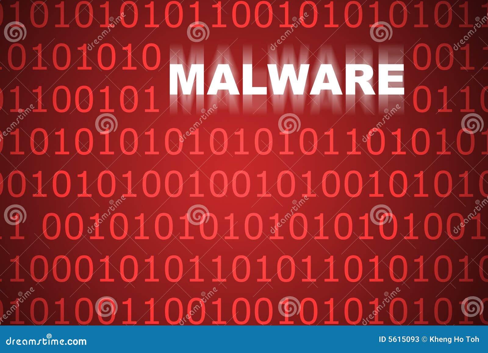 Priorità bassa astratta di Malware