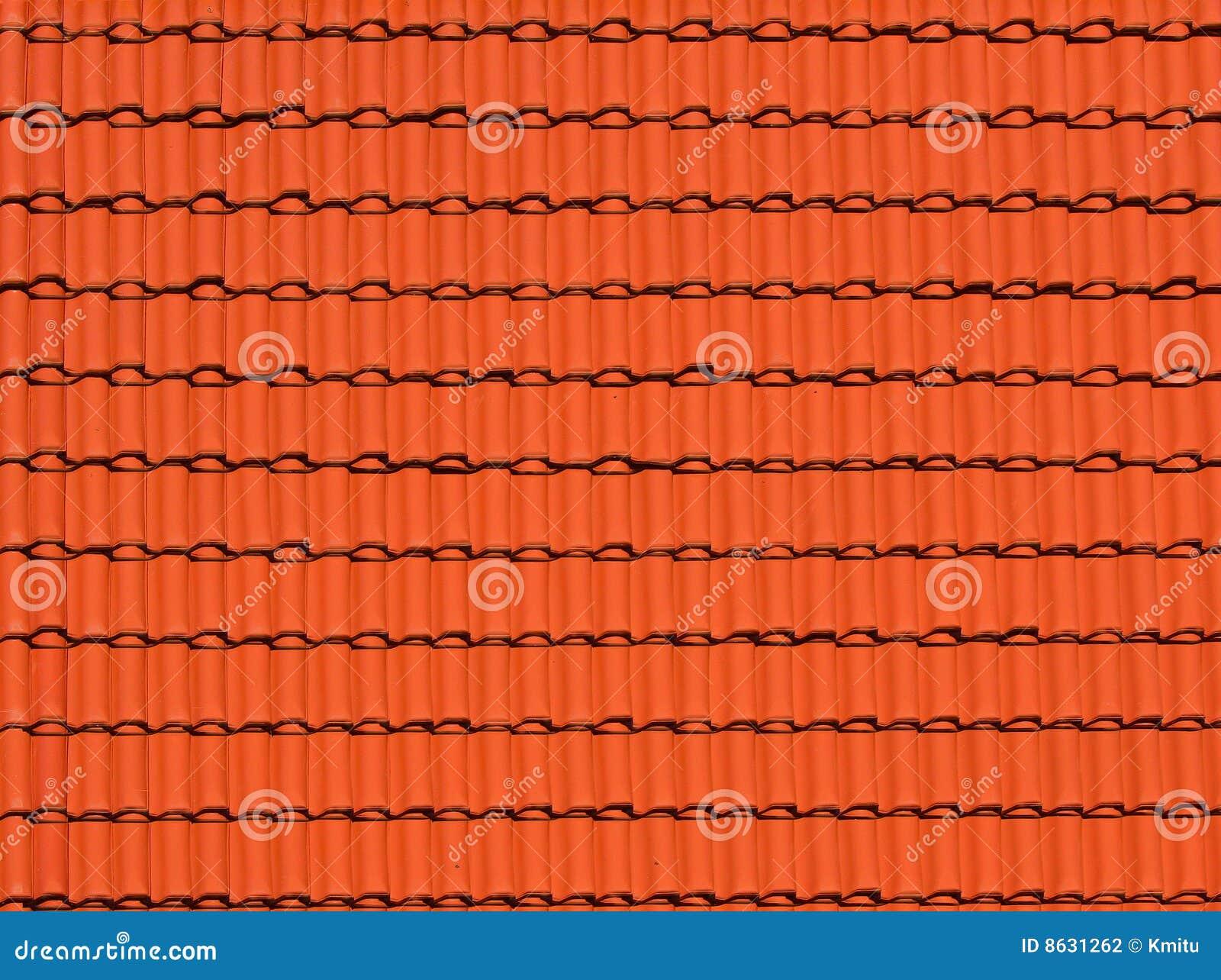 Priorità bassa astratta fatta delle mattonelle di tetto